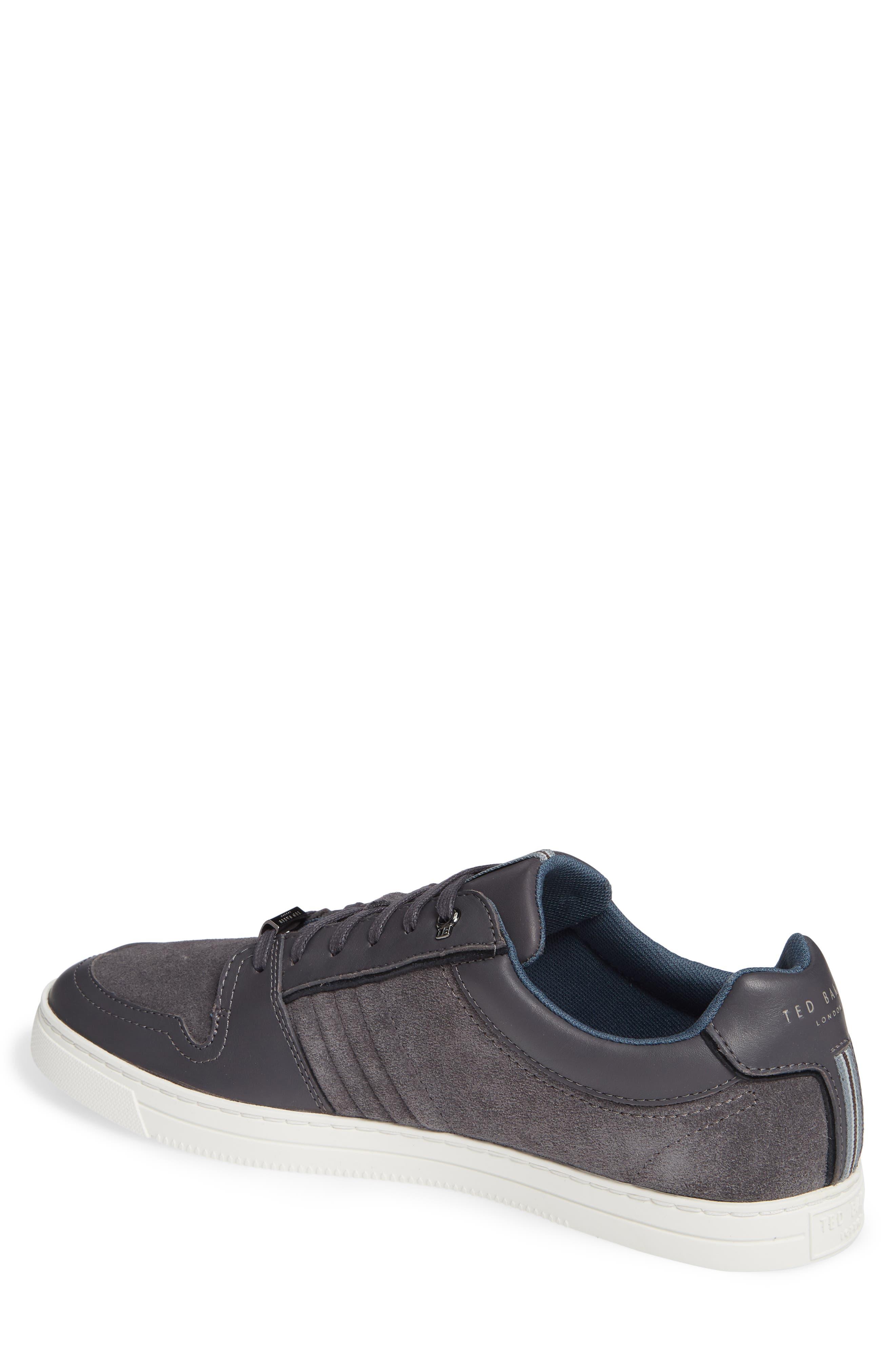 Kalhan Sneaker,                             Alternate thumbnail 2, color,                             DARK GREY