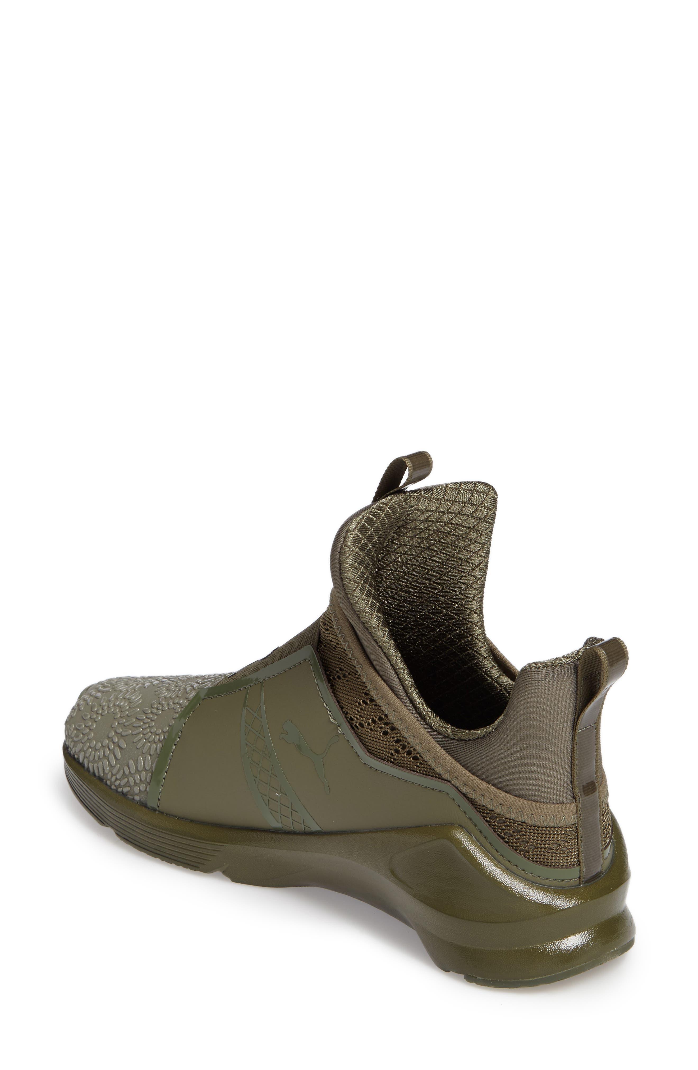 Fierce KRM High Top Sneaker,                             Alternate thumbnail 4, color,