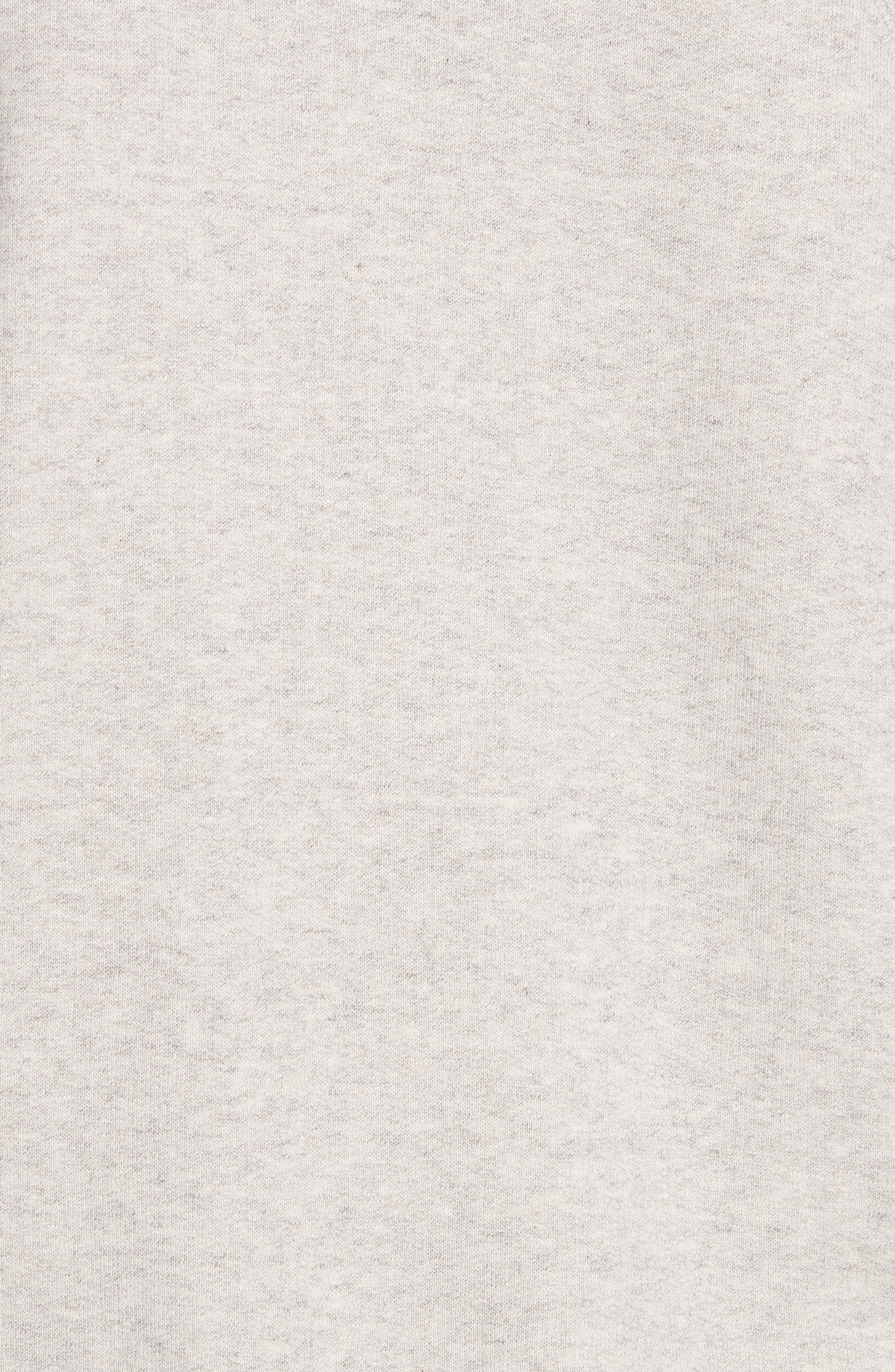 Sweatshirt,                             Alternate thumbnail 5, color,                             OATMEAL