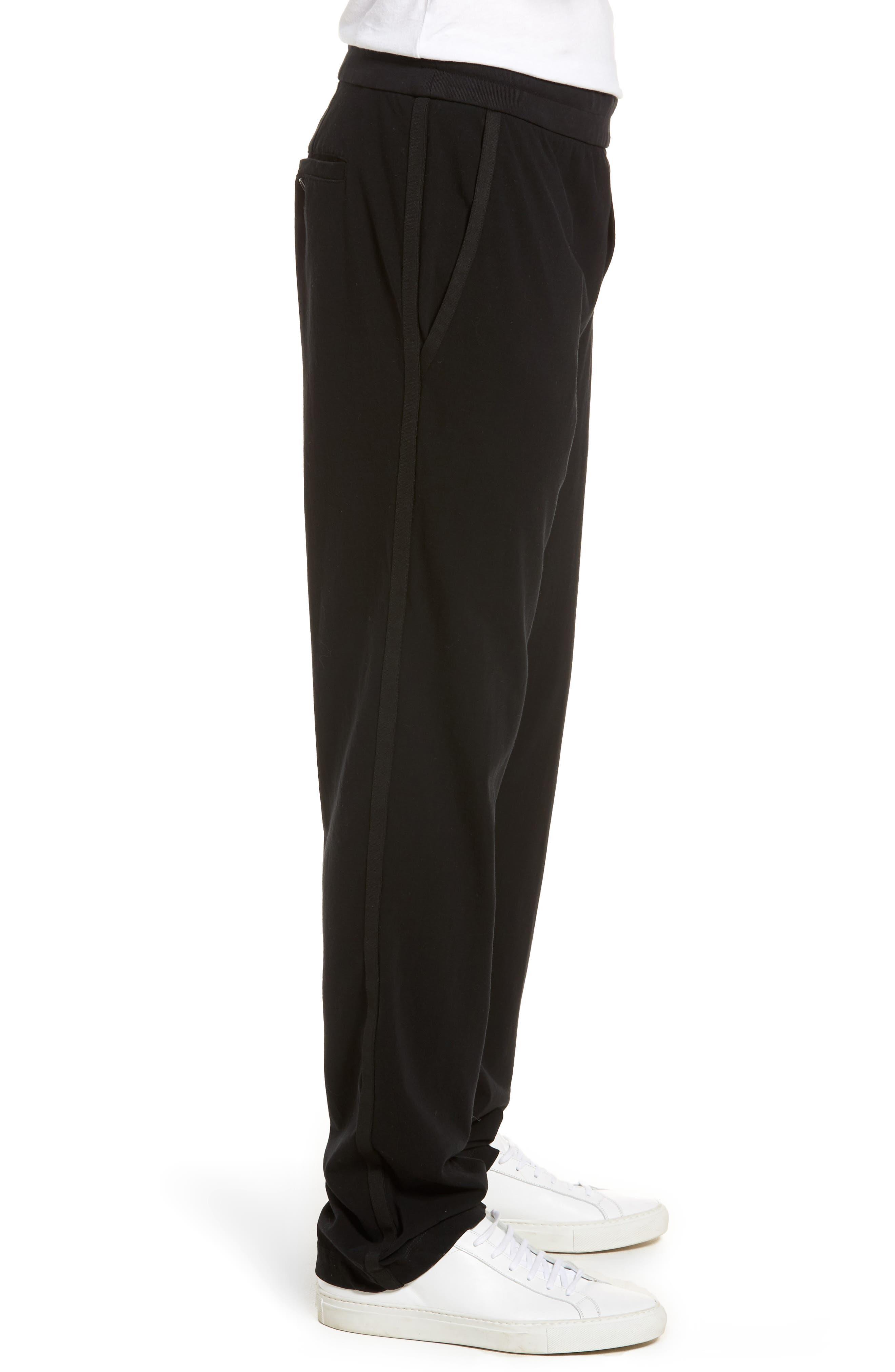 Cotton Pants,                             Alternate thumbnail 3, color,                             001