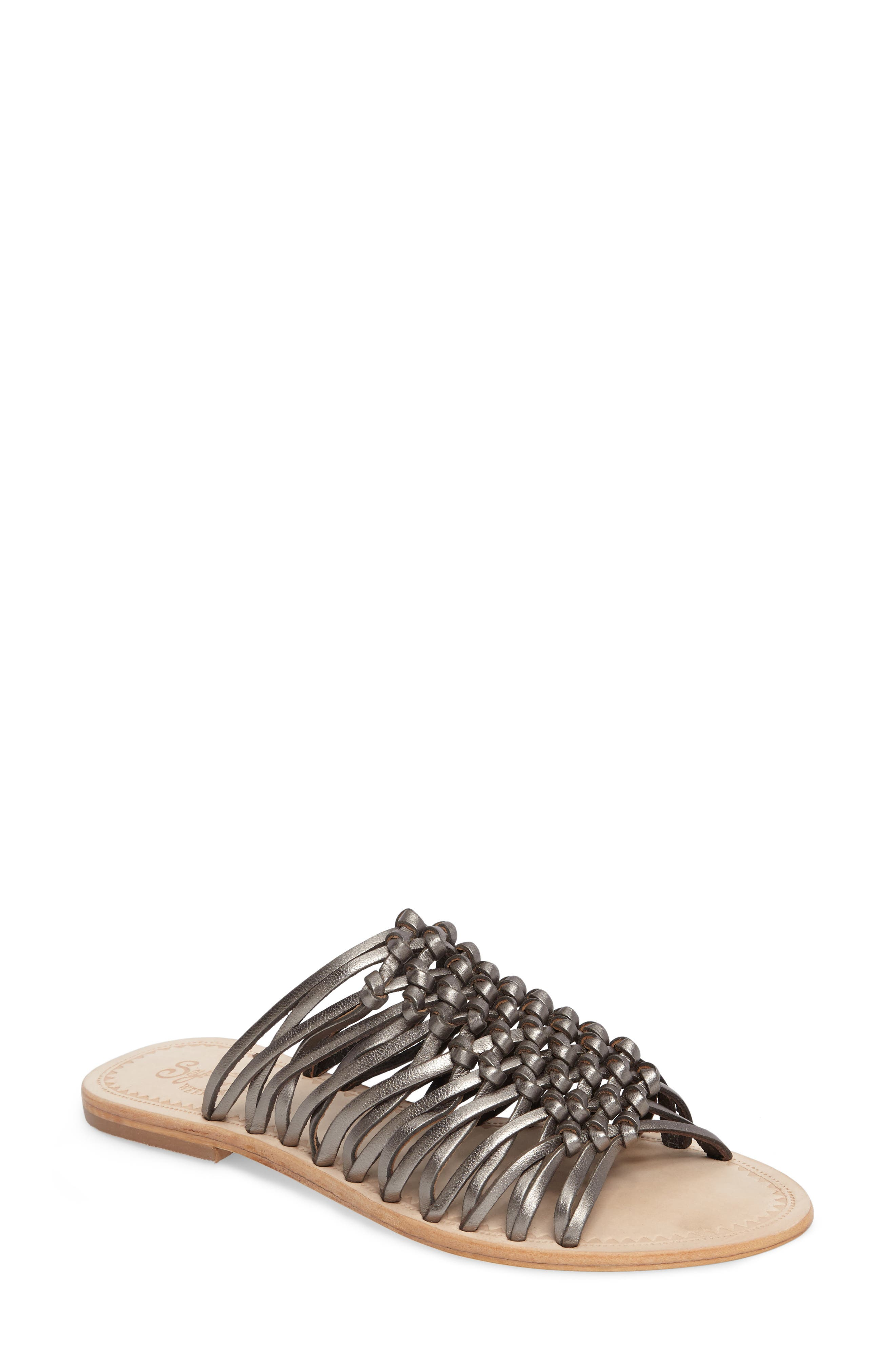 Duel Woven Sandal,                         Main,                         color, 040