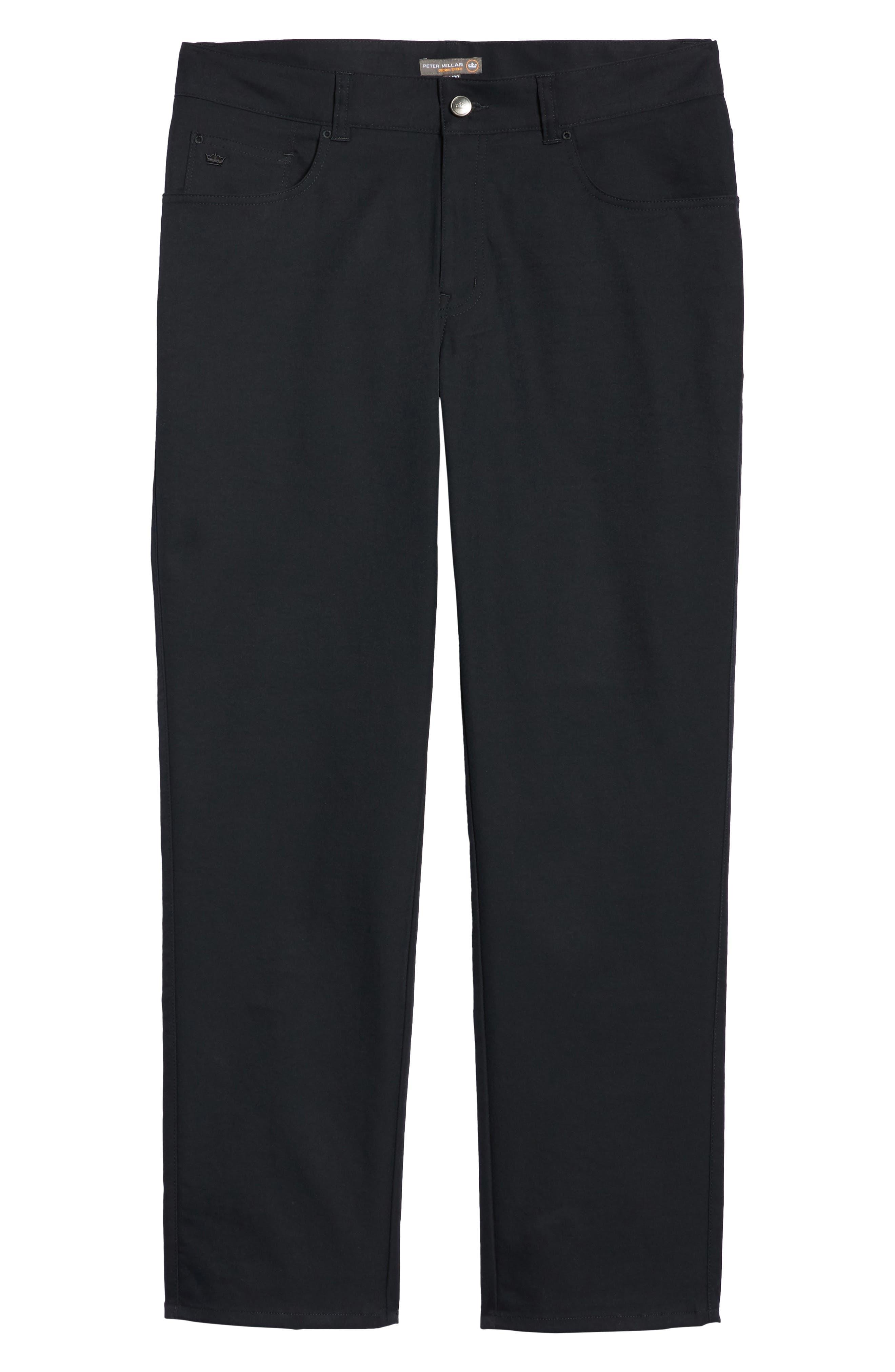 EB66 Performance Six-Pocket Pants,                             Alternate thumbnail 6, color,                             001