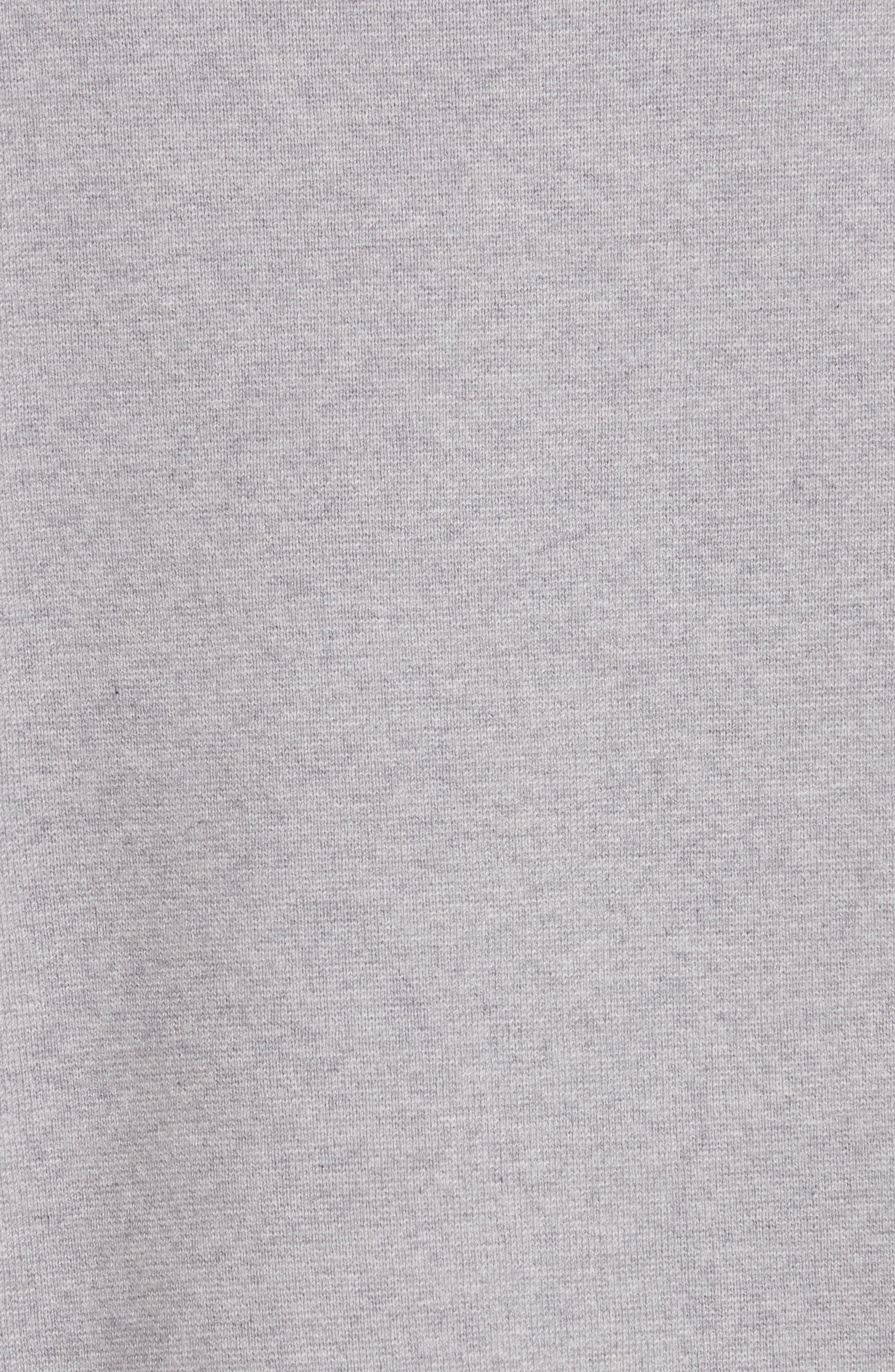 Eldridge Side Slit Undershirt Tunic,                             Alternate thumbnail 5, color,