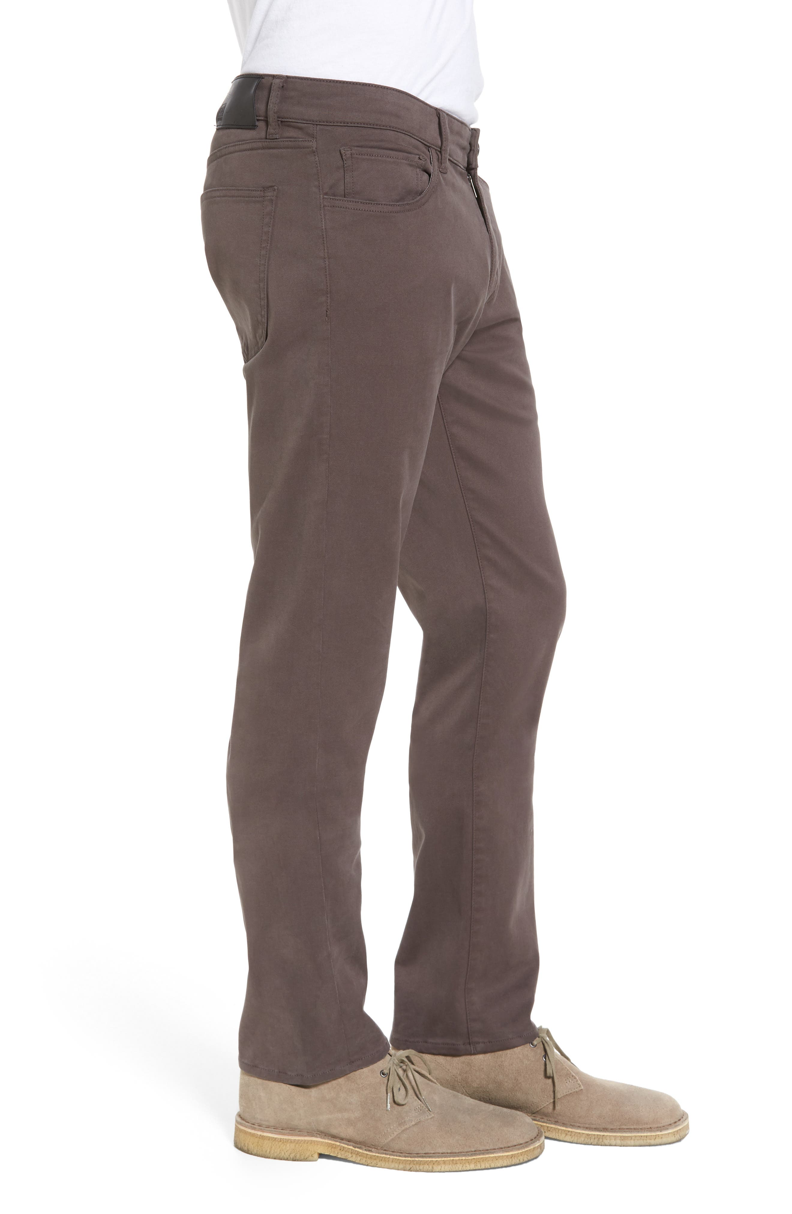 Russell Slim Fit Sateen Twill Pants,                             Alternate thumbnail 25, color,