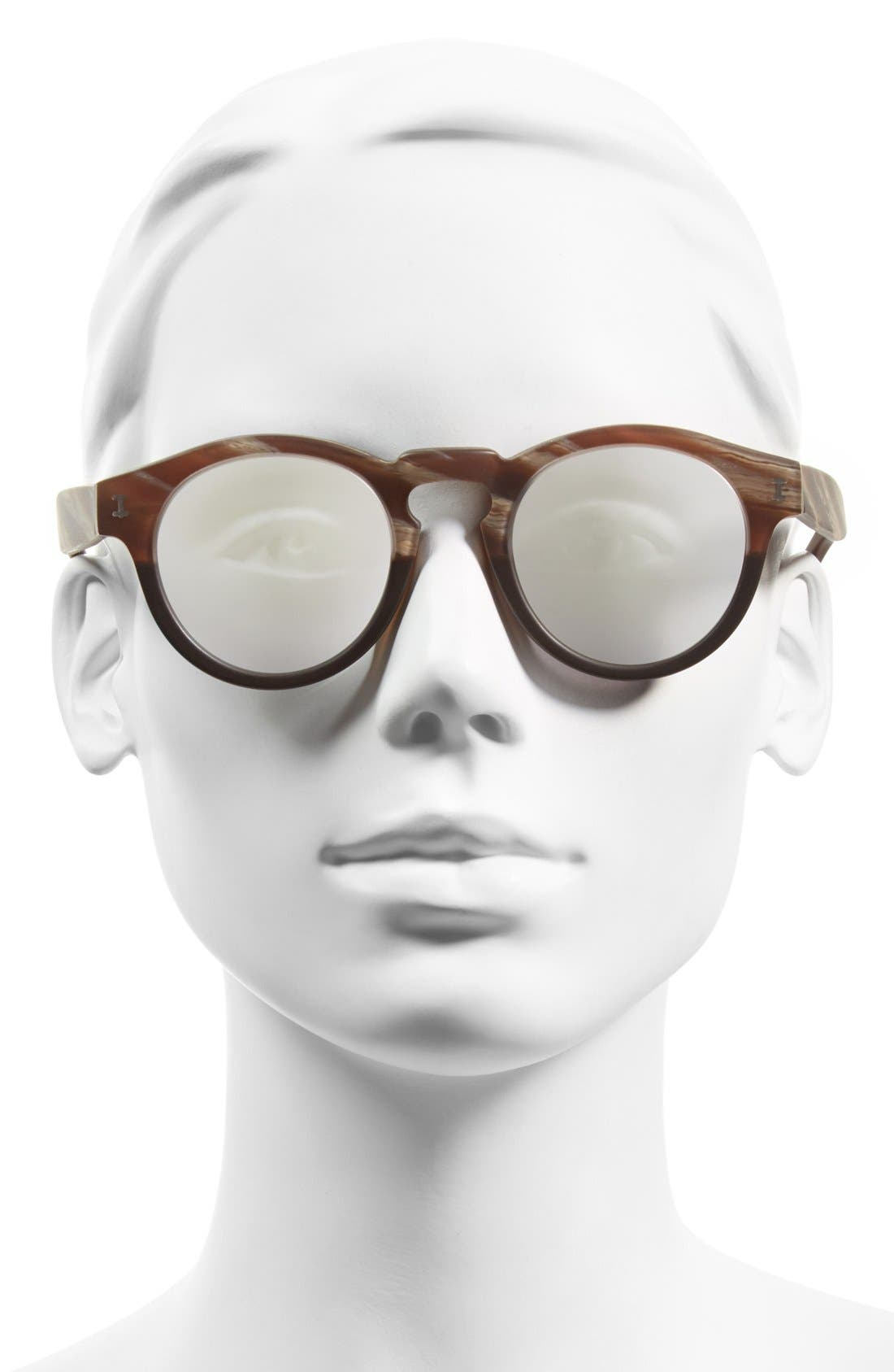 'Leonard' 47mm Sunglasses,                             Alternate thumbnail 118, color,