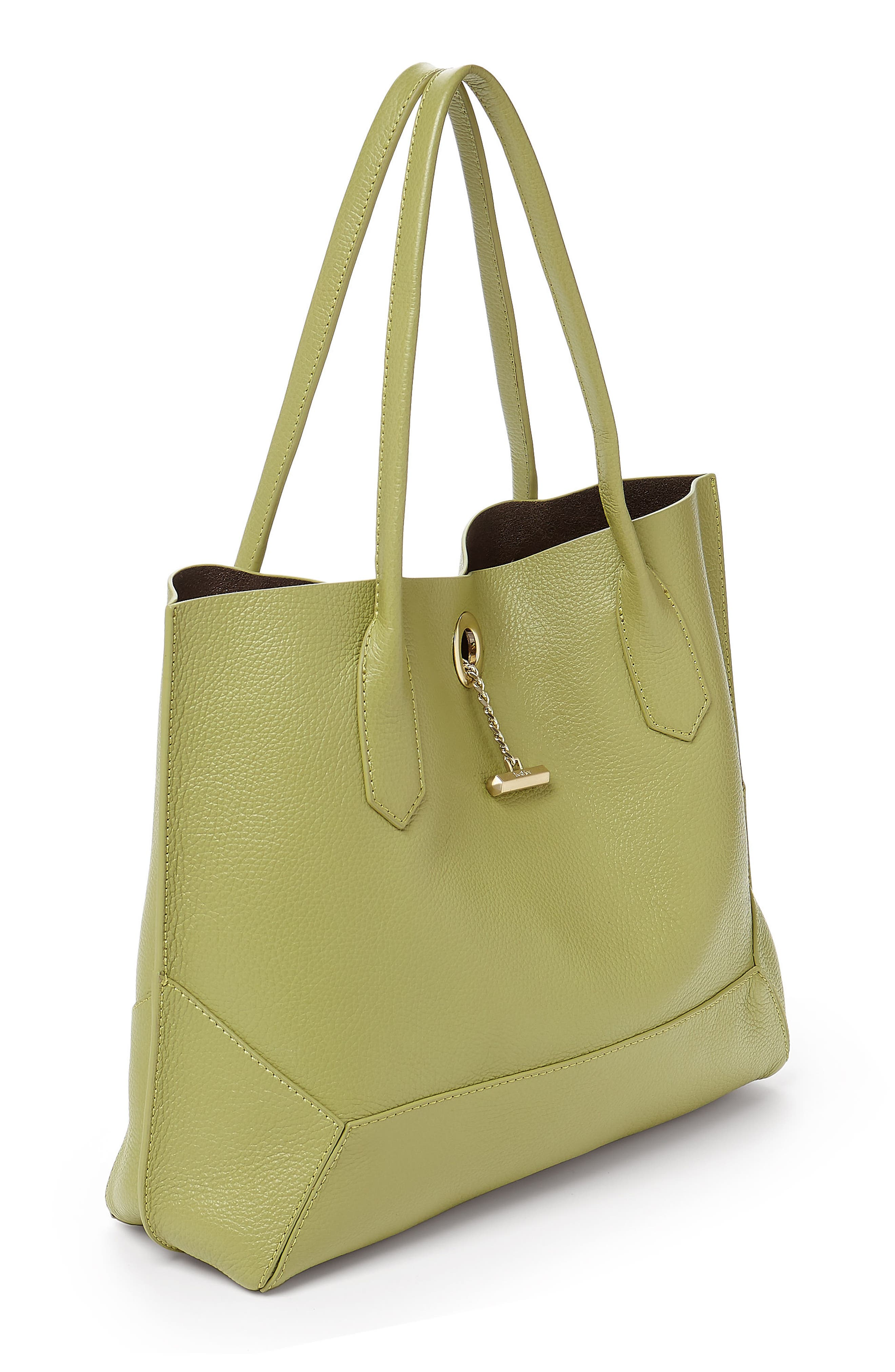 Waverly Leather Tote,                             Alternate thumbnail 30, color,