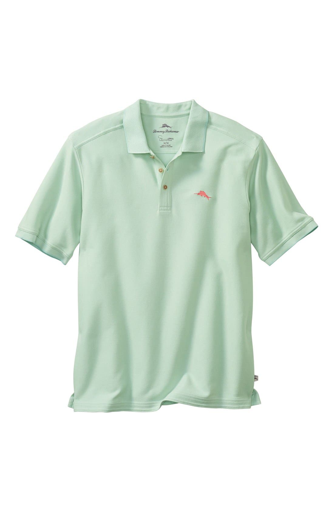 'The Emfielder' Original Fit Piqué Polo,                             Main thumbnail 37, color,