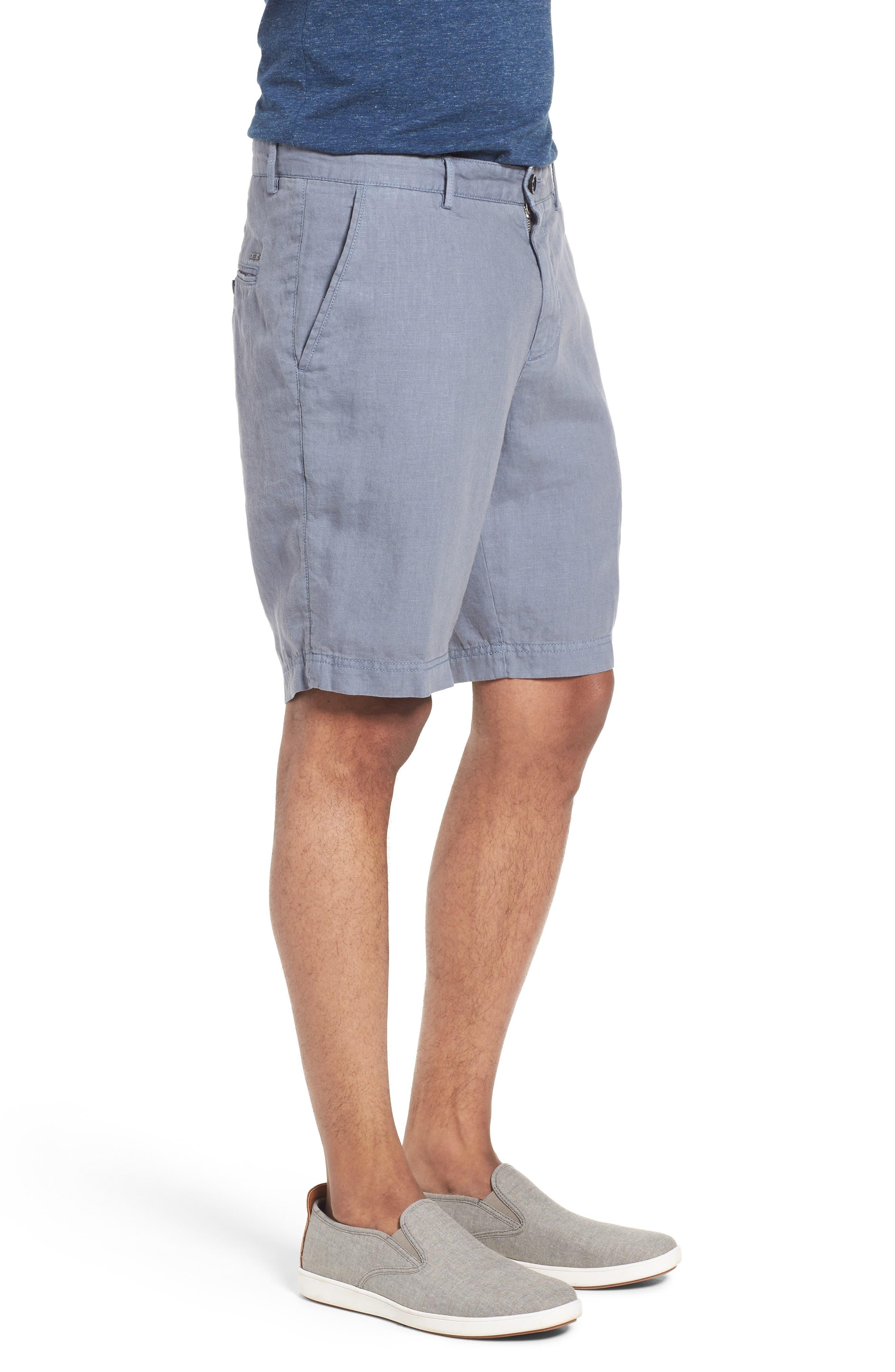 Crigan Linen Shorts,                             Alternate thumbnail 11, color,