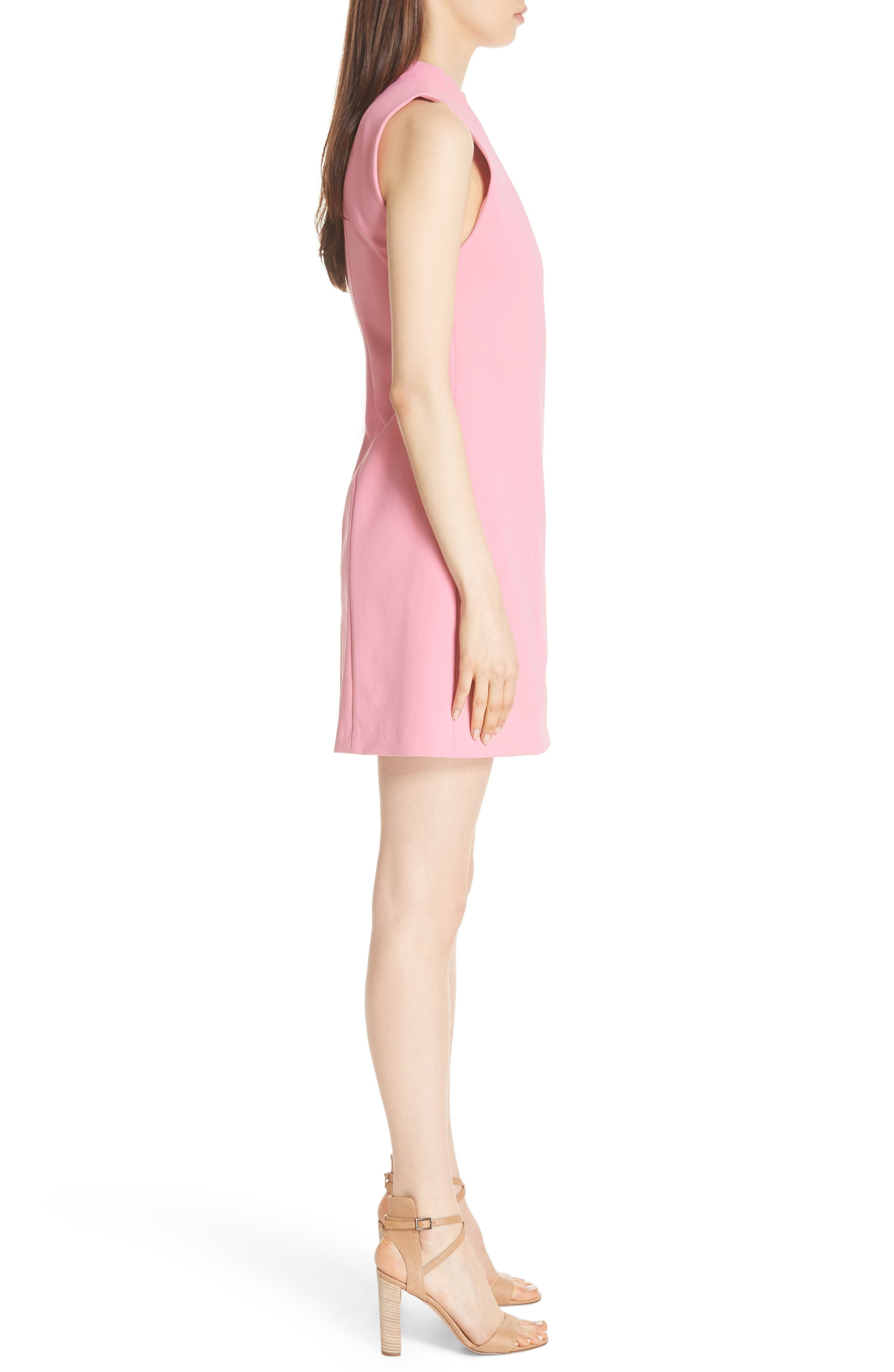 Coley Shift Dress,                             Alternate thumbnail 3, color,                             650
