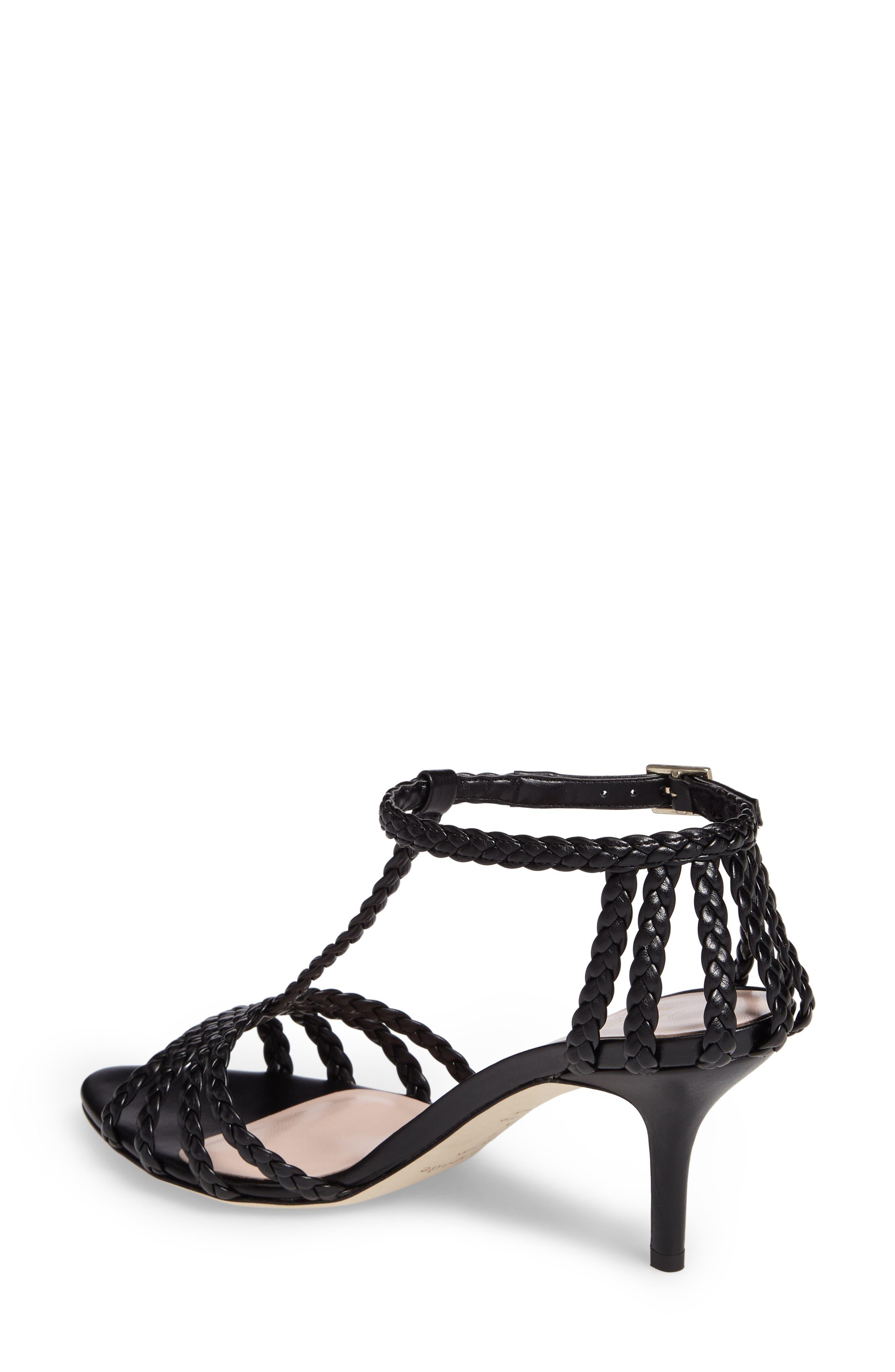 sullivan strappy sandal,                             Alternate thumbnail 2, color,                             001
