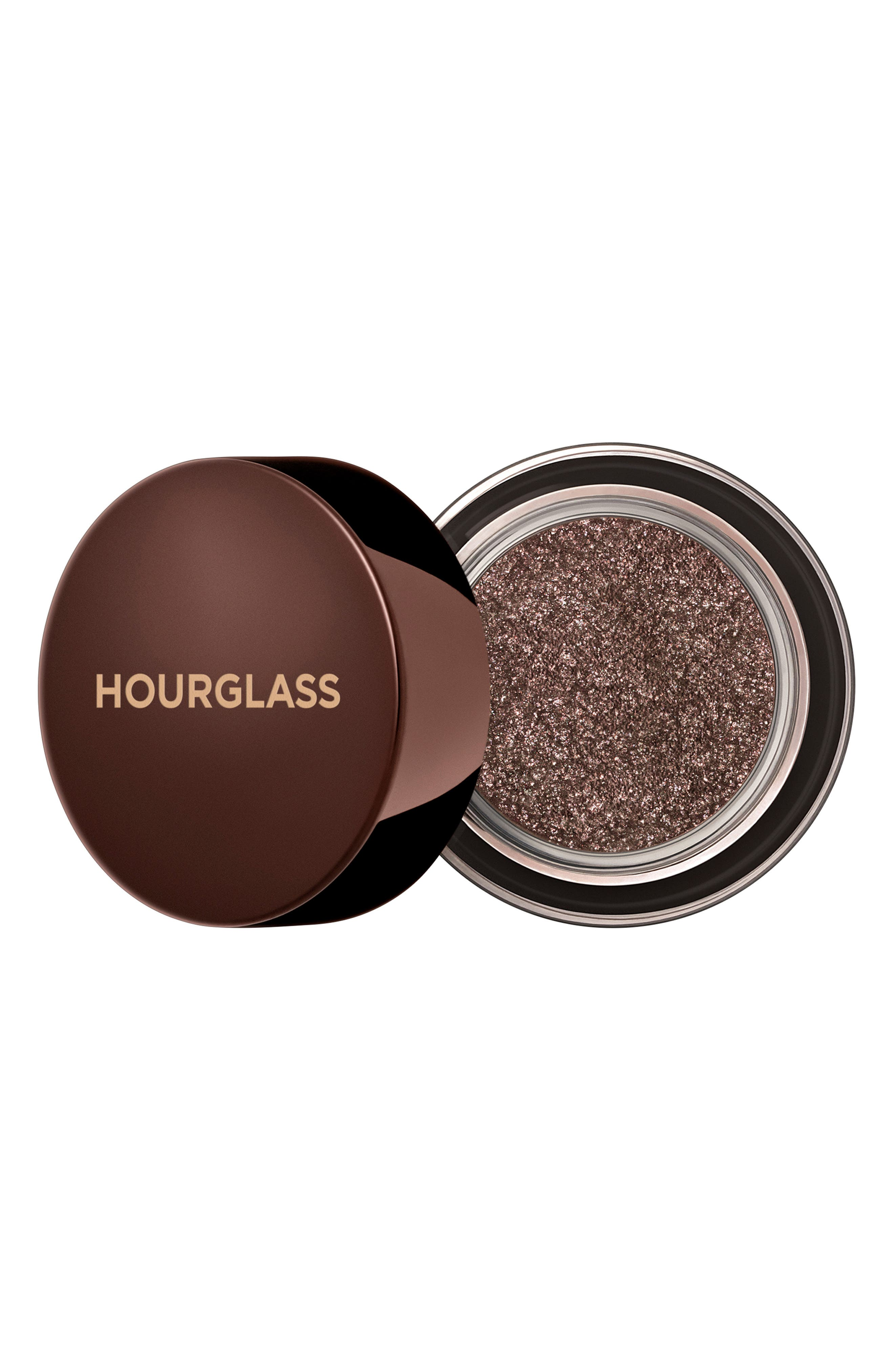 HOURGLASS COSMETICS Scattered Light Glitter Eyeshadow - Smoke