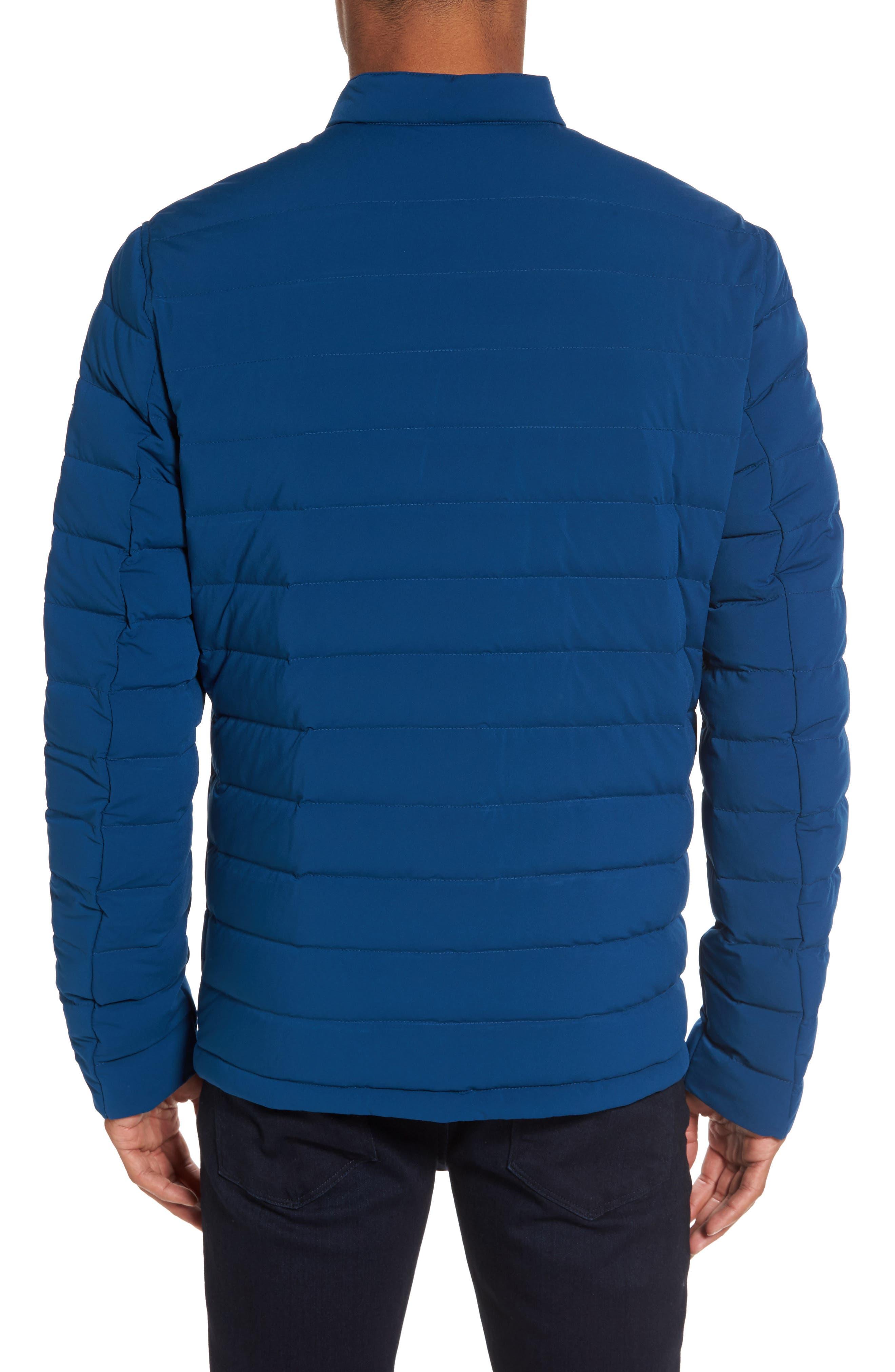 Packable Stretch Down Jacket,                             Alternate thumbnail 9, color,