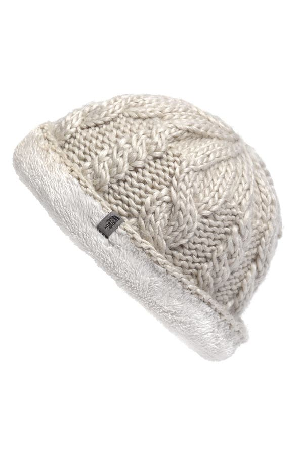 The North Face Fuzzy Cable Beanie (Women)  2a3ace100bc