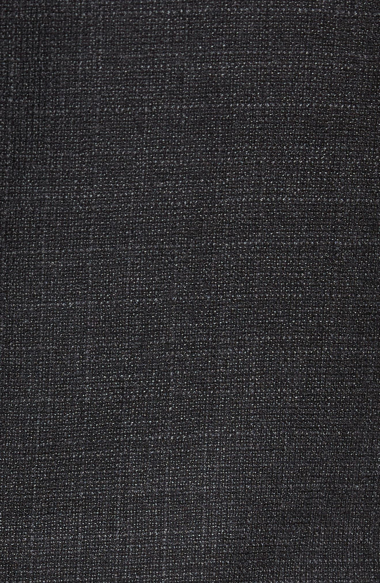 Classic Fit Wool Blazer,                             Alternate thumbnail 6, color,                             020