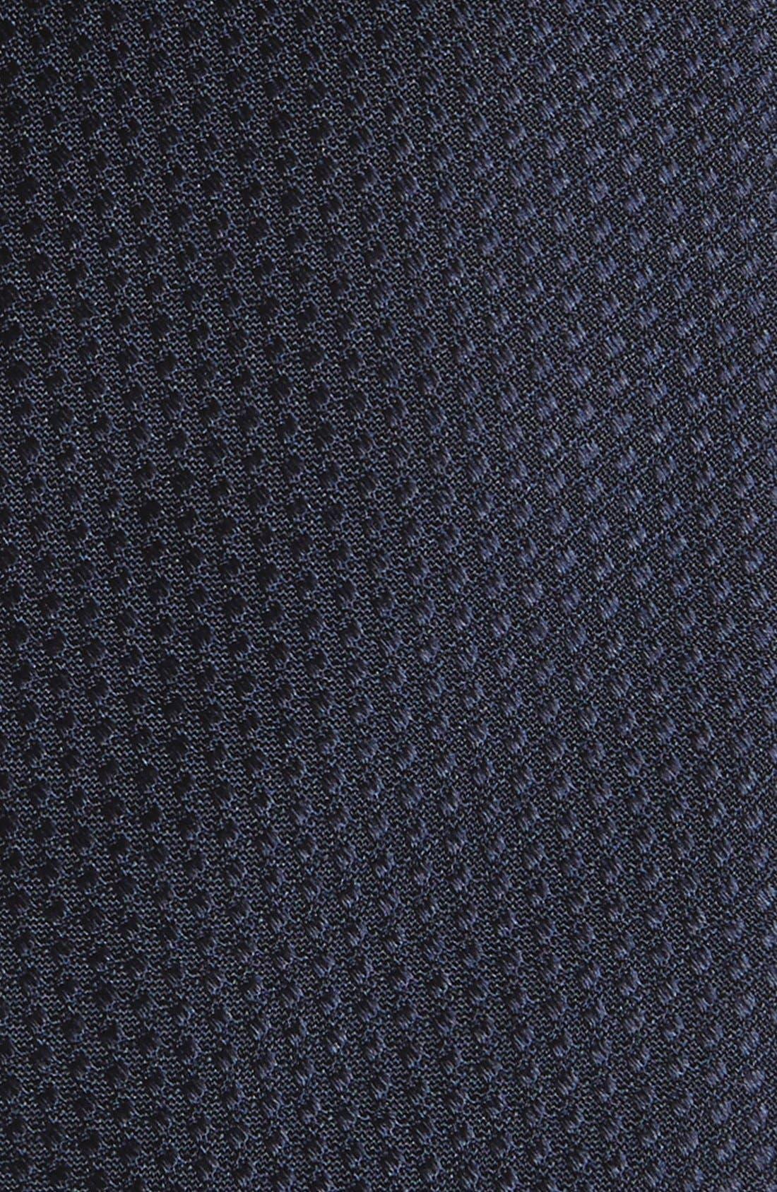Seattle Textured Silk Tie,                             Alternate thumbnail 60, color,