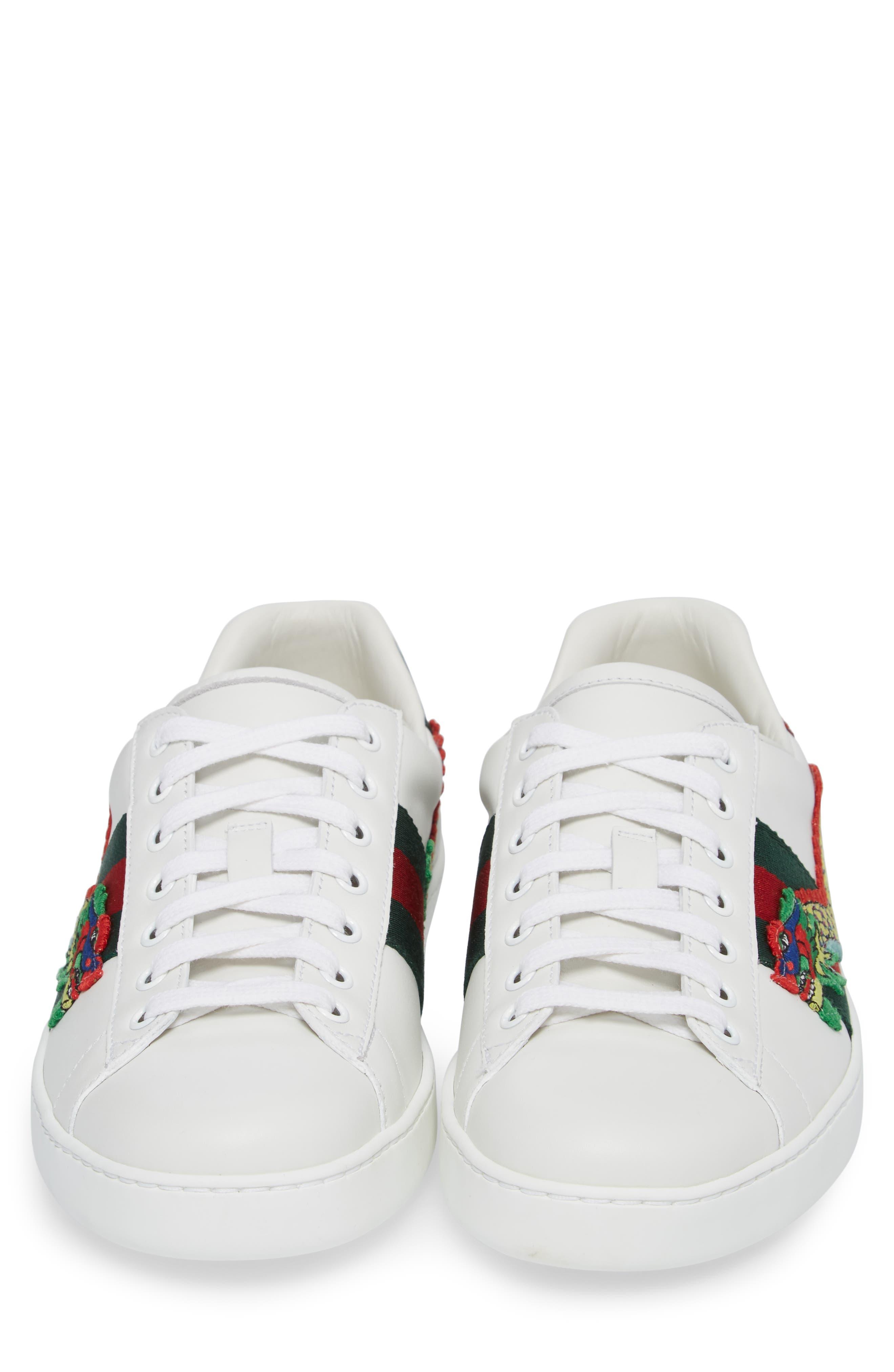 New Ace Dragon Sneaker,                             Alternate thumbnail 5, color,