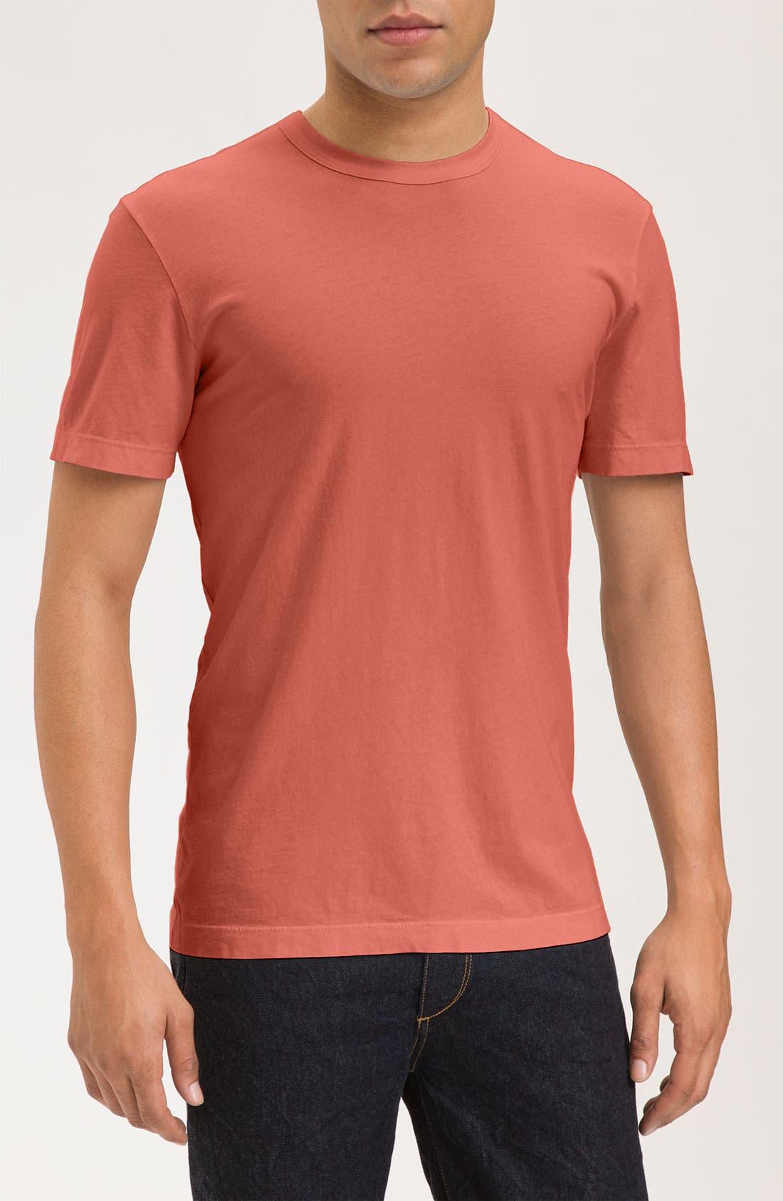Crewneck Jersey T-Shirt,                             Main thumbnail 42, color,
