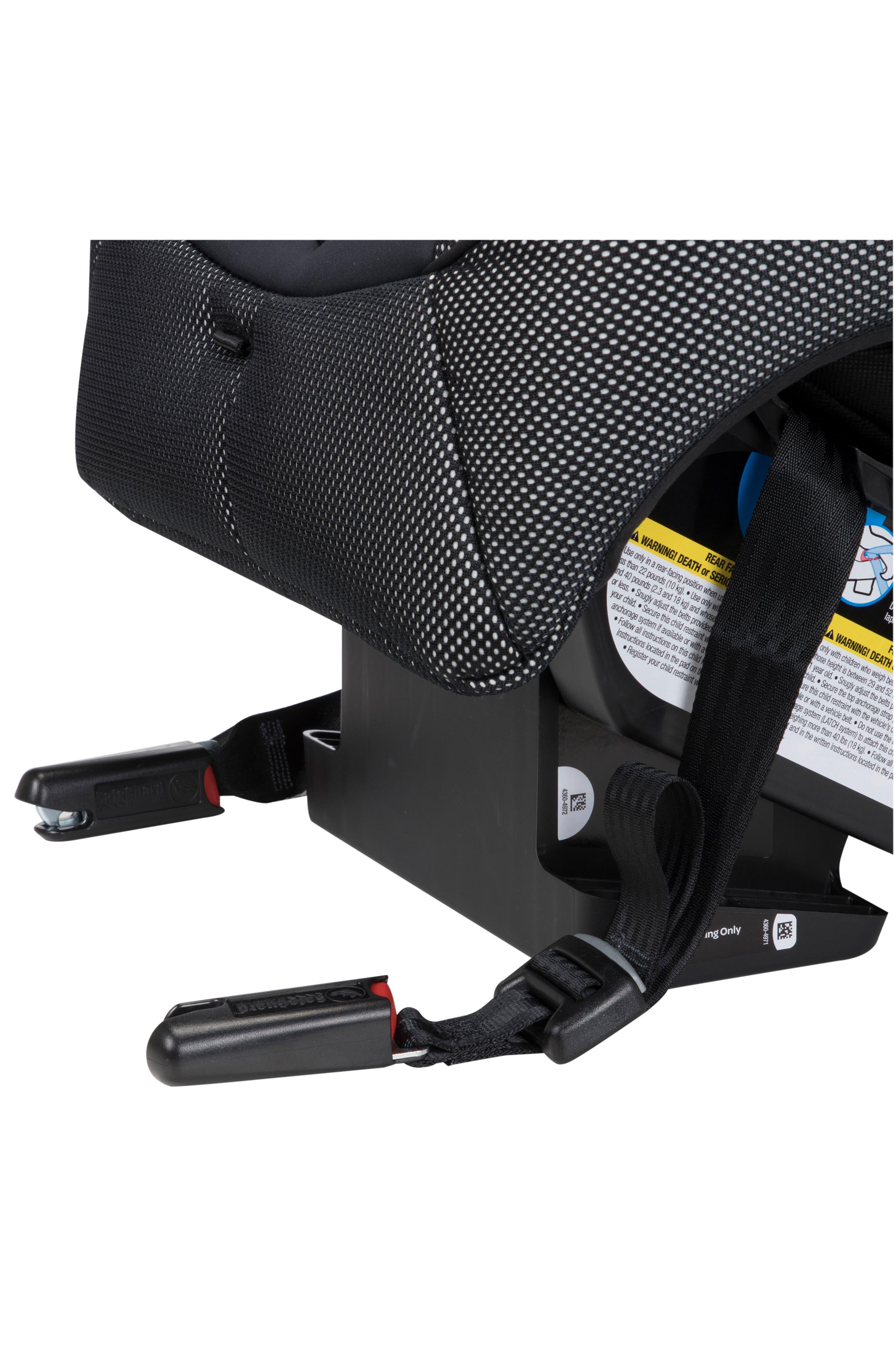 x Rachel Zoe Pria<sup>™</sup> 85 Luxe Sport Max Convertible Car Seat,                             Alternate thumbnail 5, color,