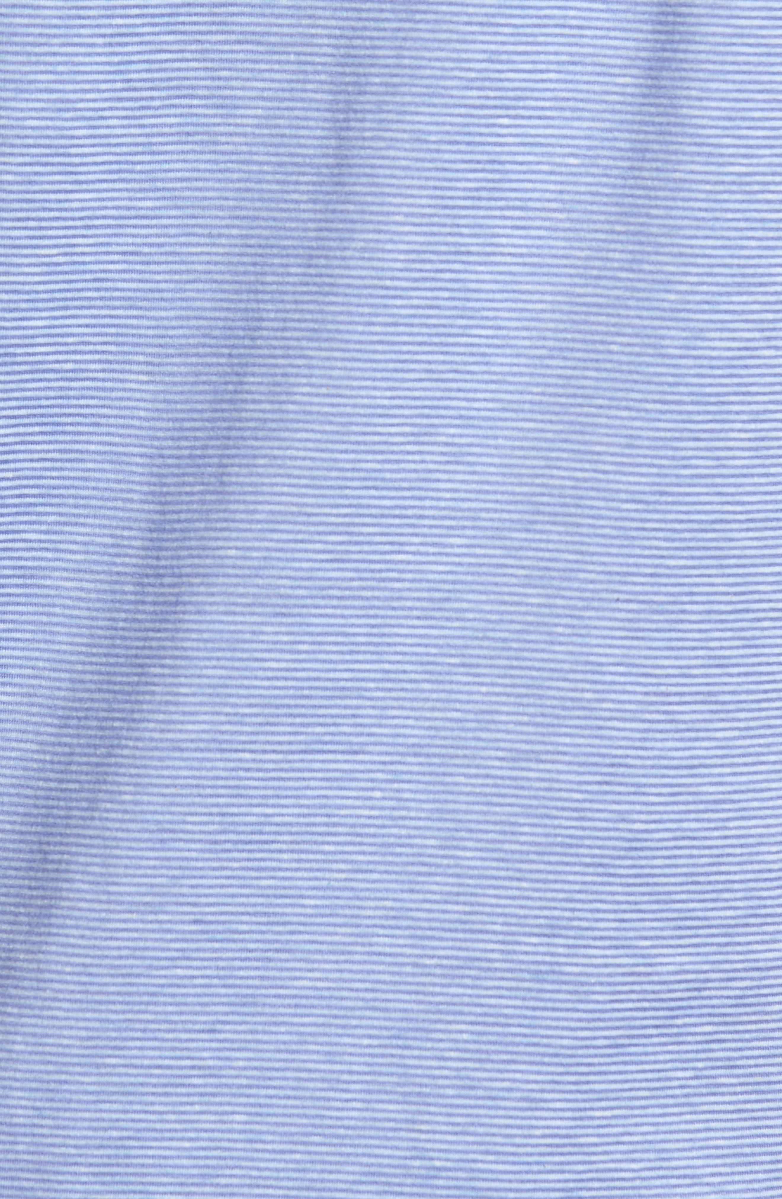 Regular Fit Knit Sport Shirt,                             Alternate thumbnail 5, color,                             511
