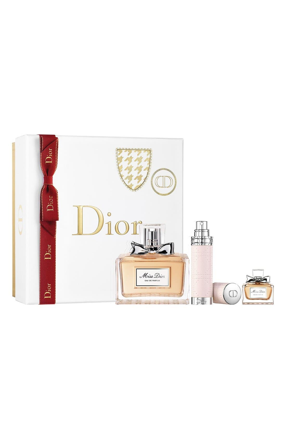 'Miss Dior' Eau de Parfum Deluxe Set,                             Main thumbnail 1, color,                             000