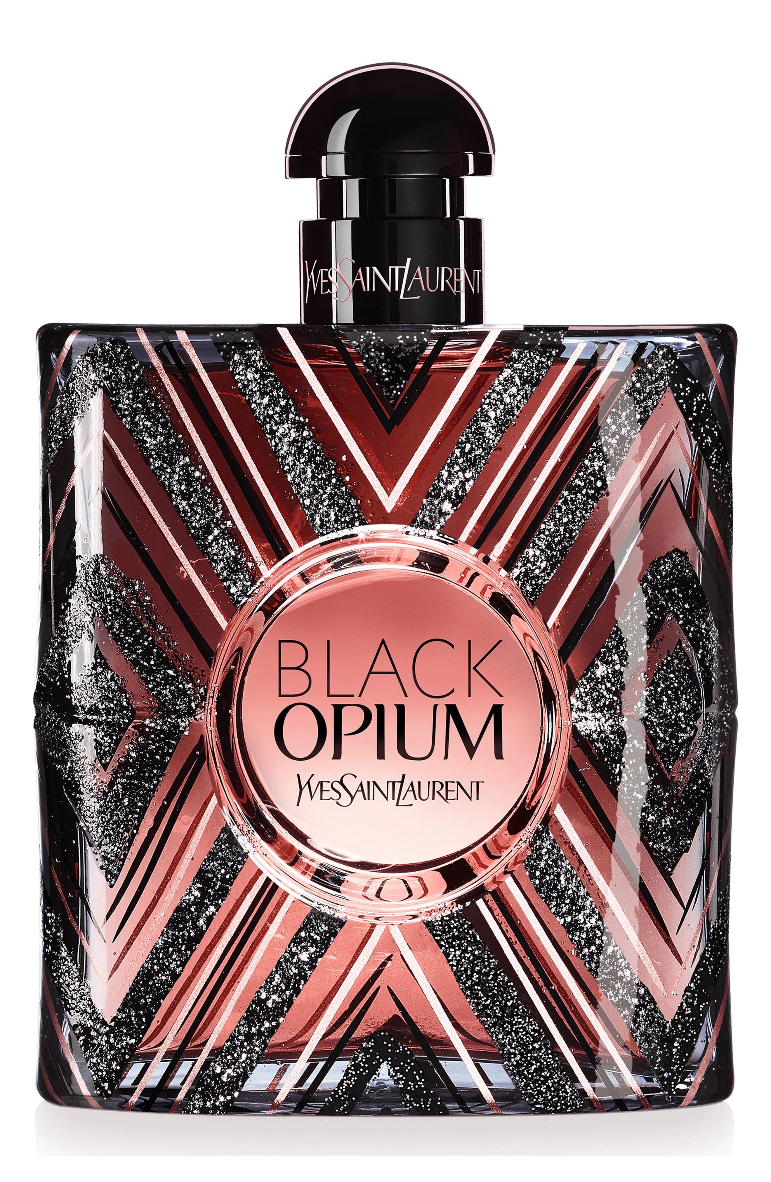 Black Opium Eau de Parfum Set,                             Alternate thumbnail 2, color,                             000