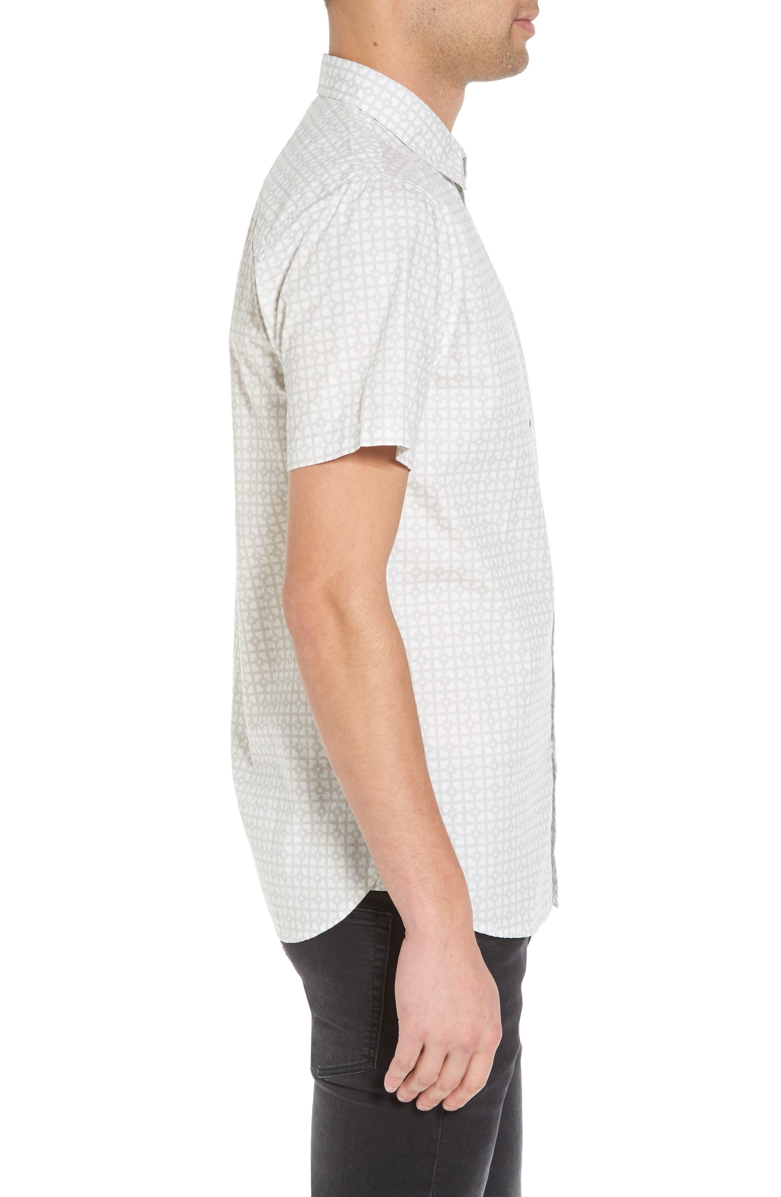 Porter Woven Shirt,                             Alternate thumbnail 14, color,