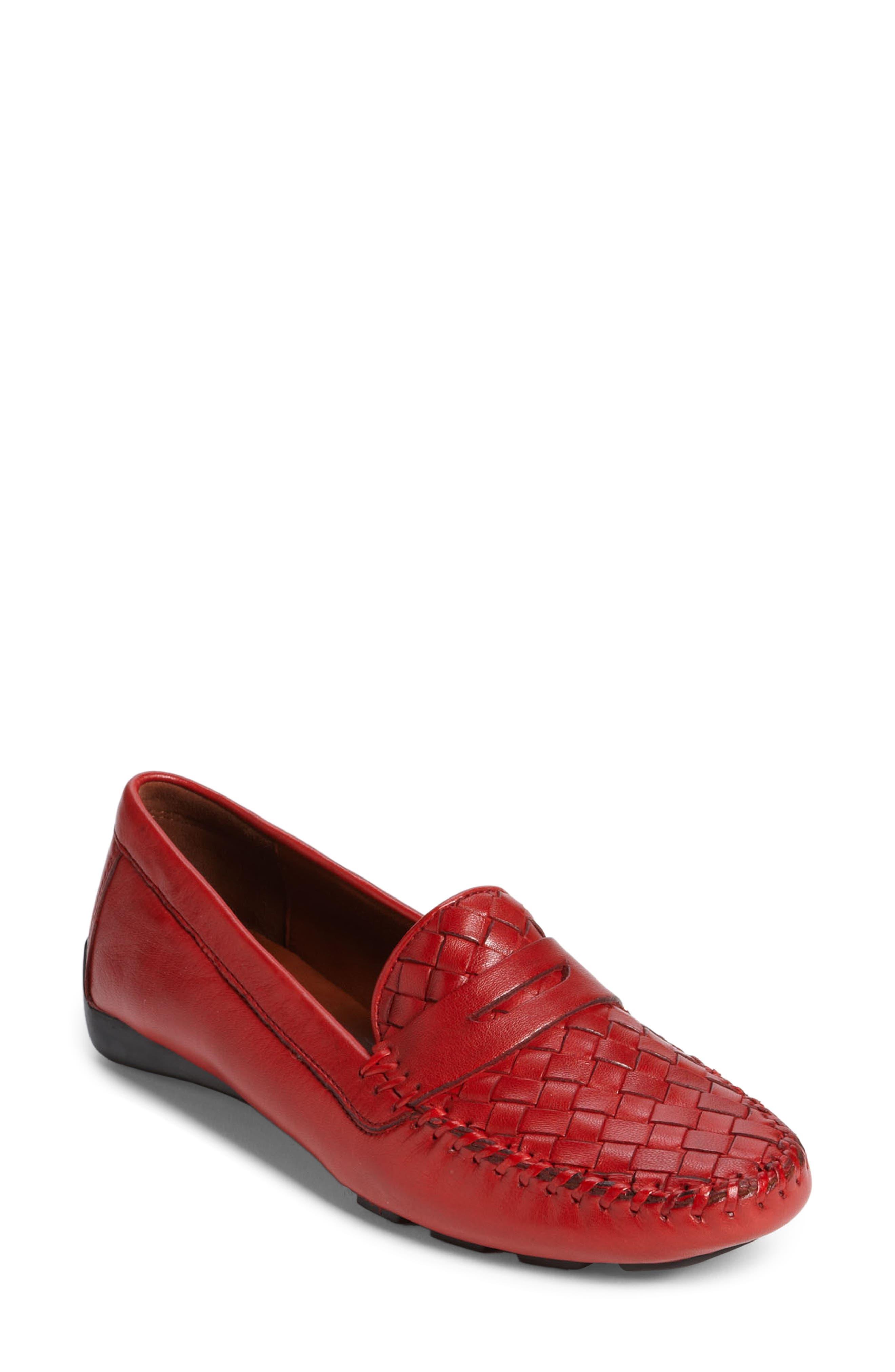 ROBERT ZUR 'Petra' Driving Shoe, Main, color, 600