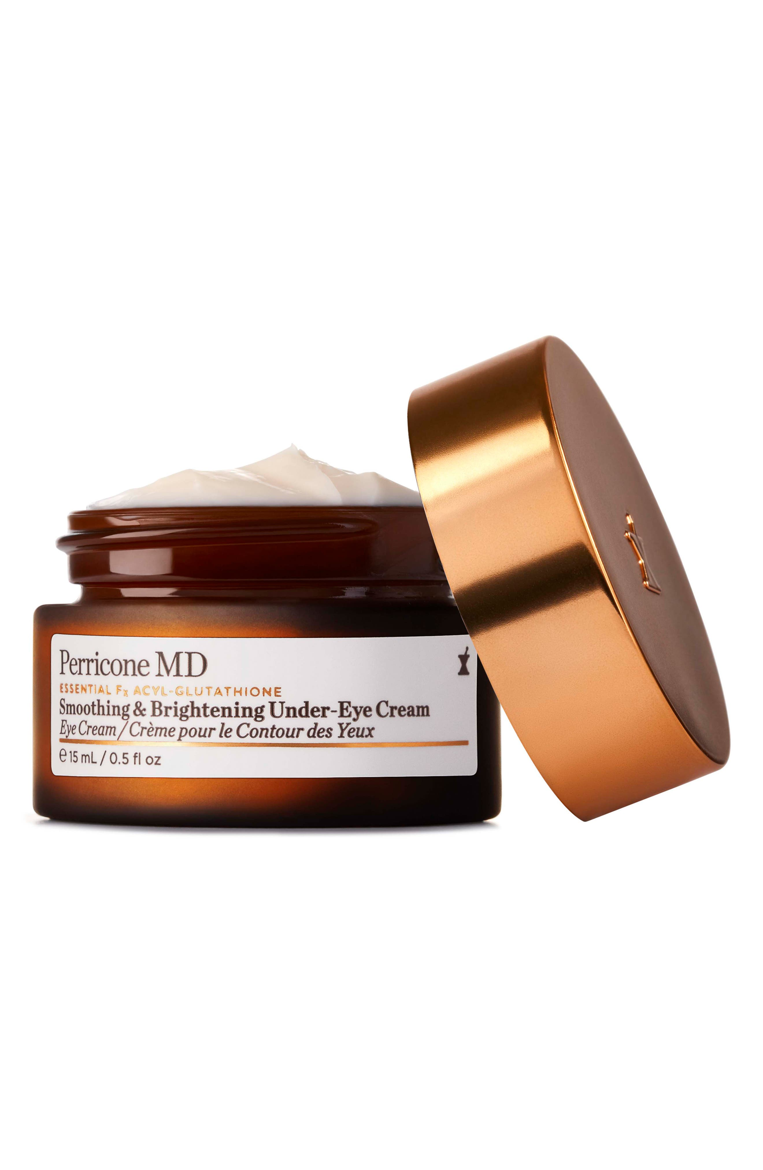 Essential Fx Acyl-Glutathione Smoothing & Brightening Under-Eye Cream,                             Alternate thumbnail 4, color,                             NO COLOR
