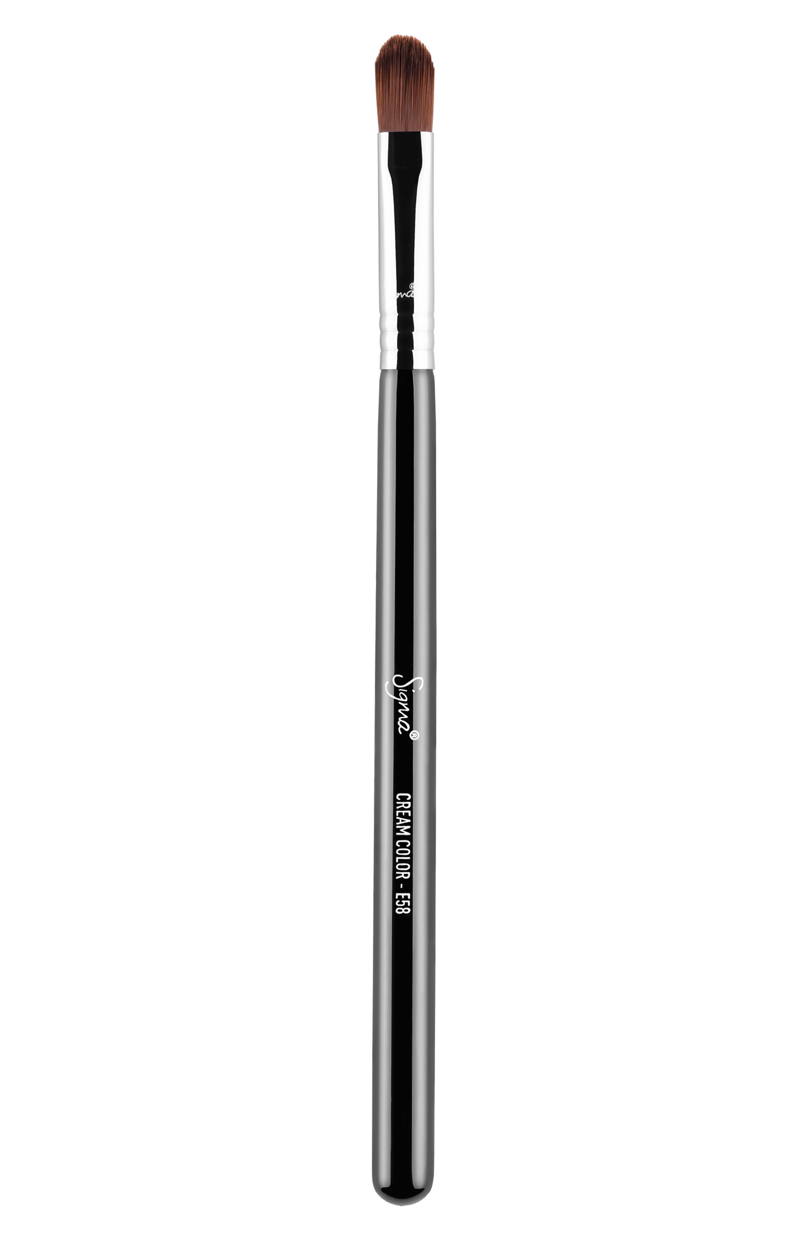 E58 Cream Color Brush,                             Alternate thumbnail 2, color,                             NO COLOR