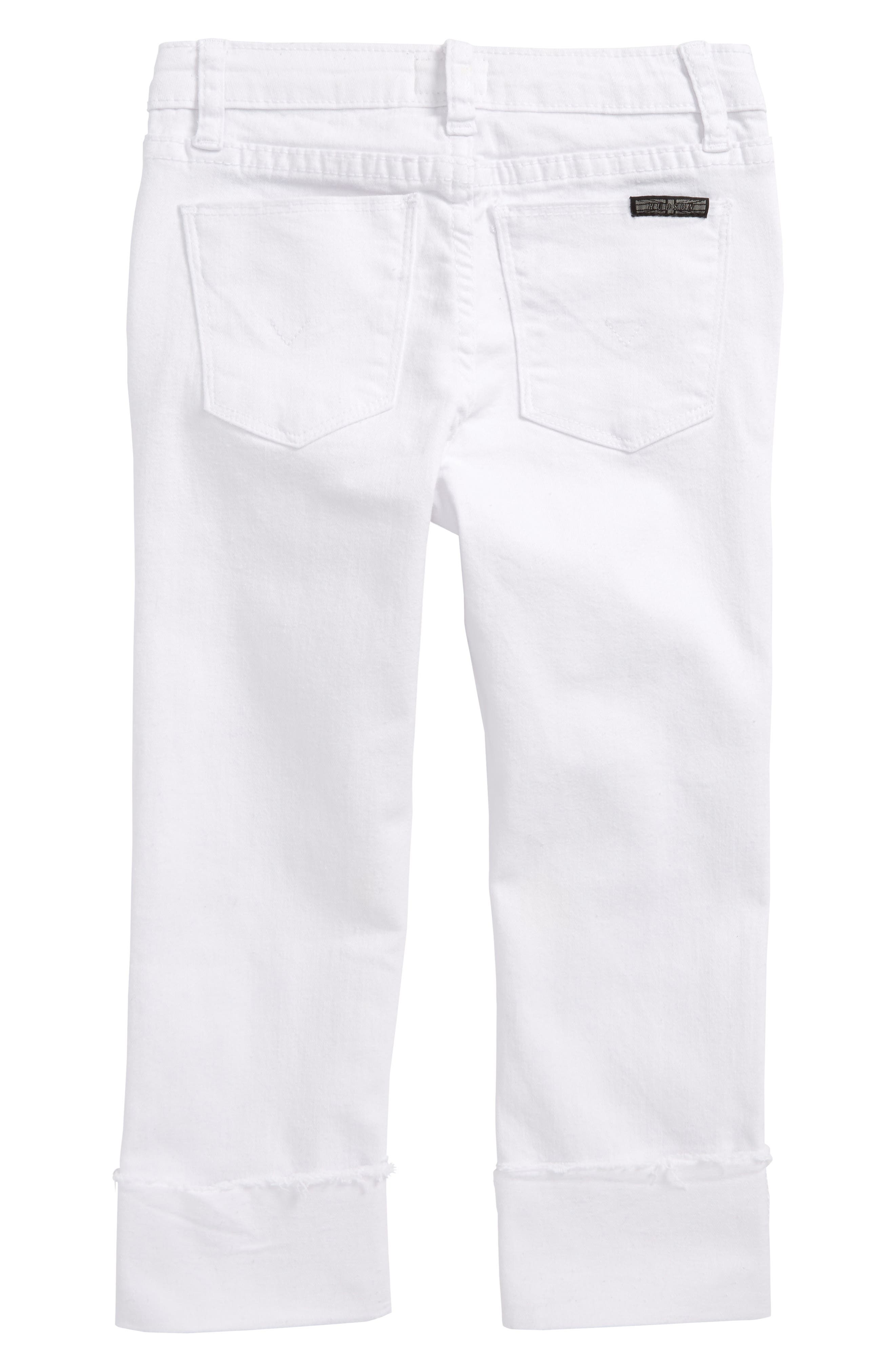 Jessa Crop Skinny Jeans,                             Alternate thumbnail 2, color,