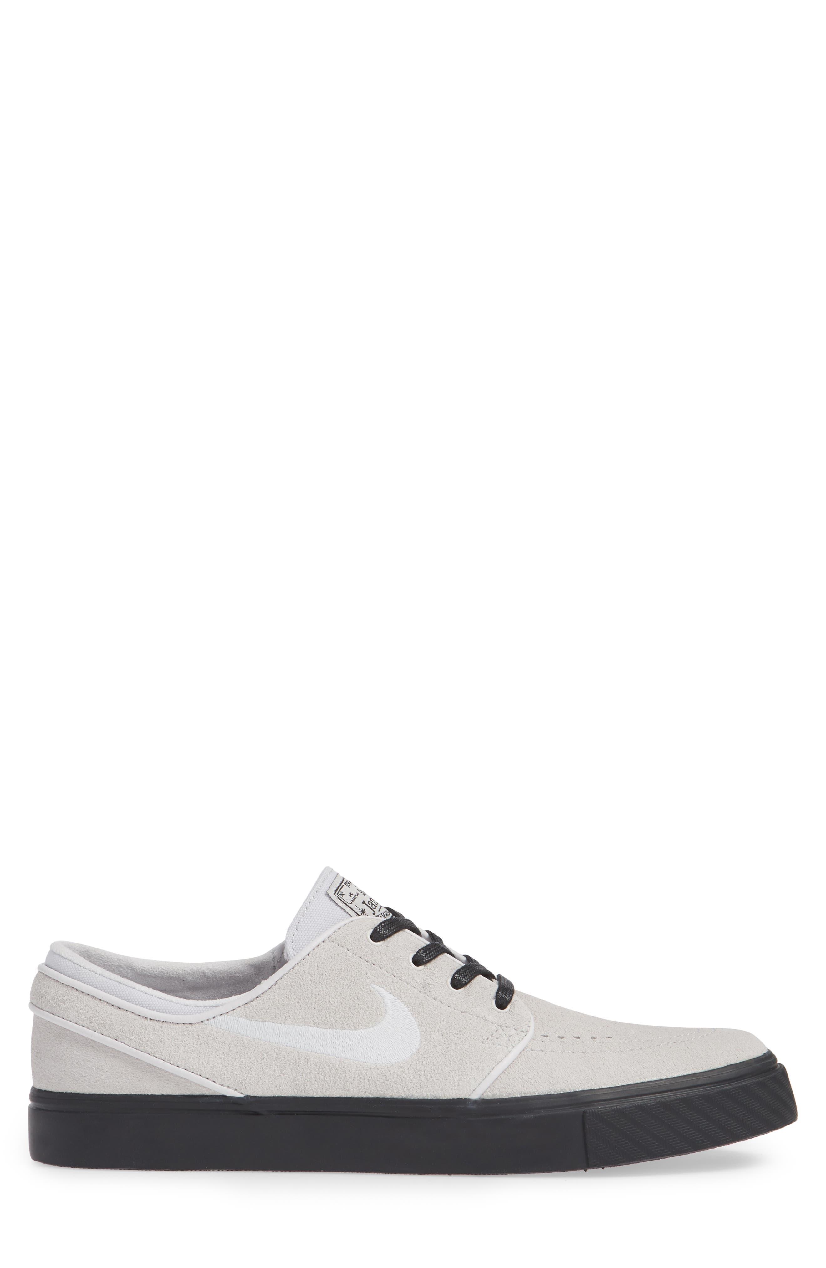 'Zoom - Stefan Janoski' Skate Shoe,                             Alternate thumbnail 3, color,                             068