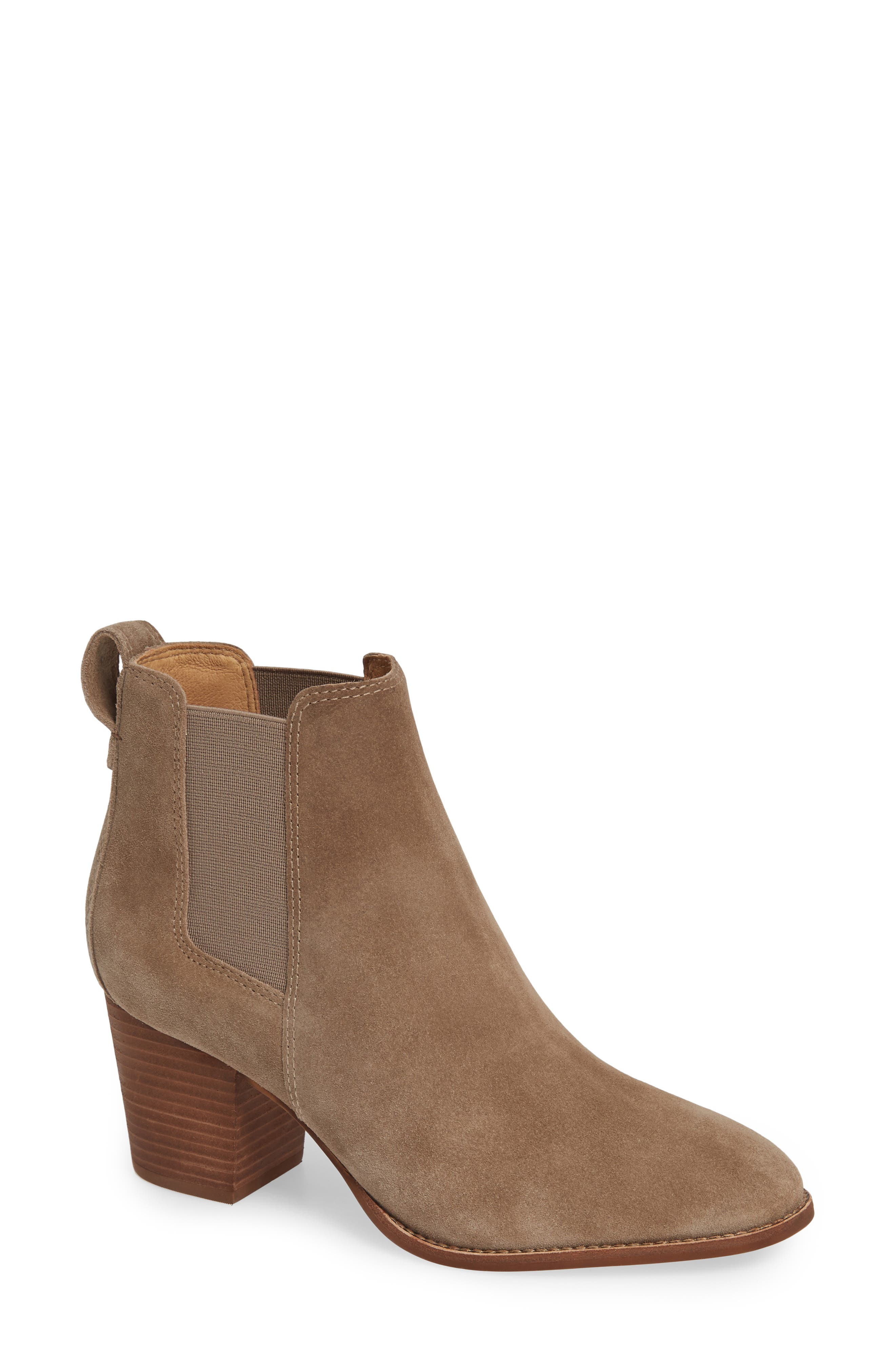The Regan Boot,                         Main,                         color, WET PEBBLE