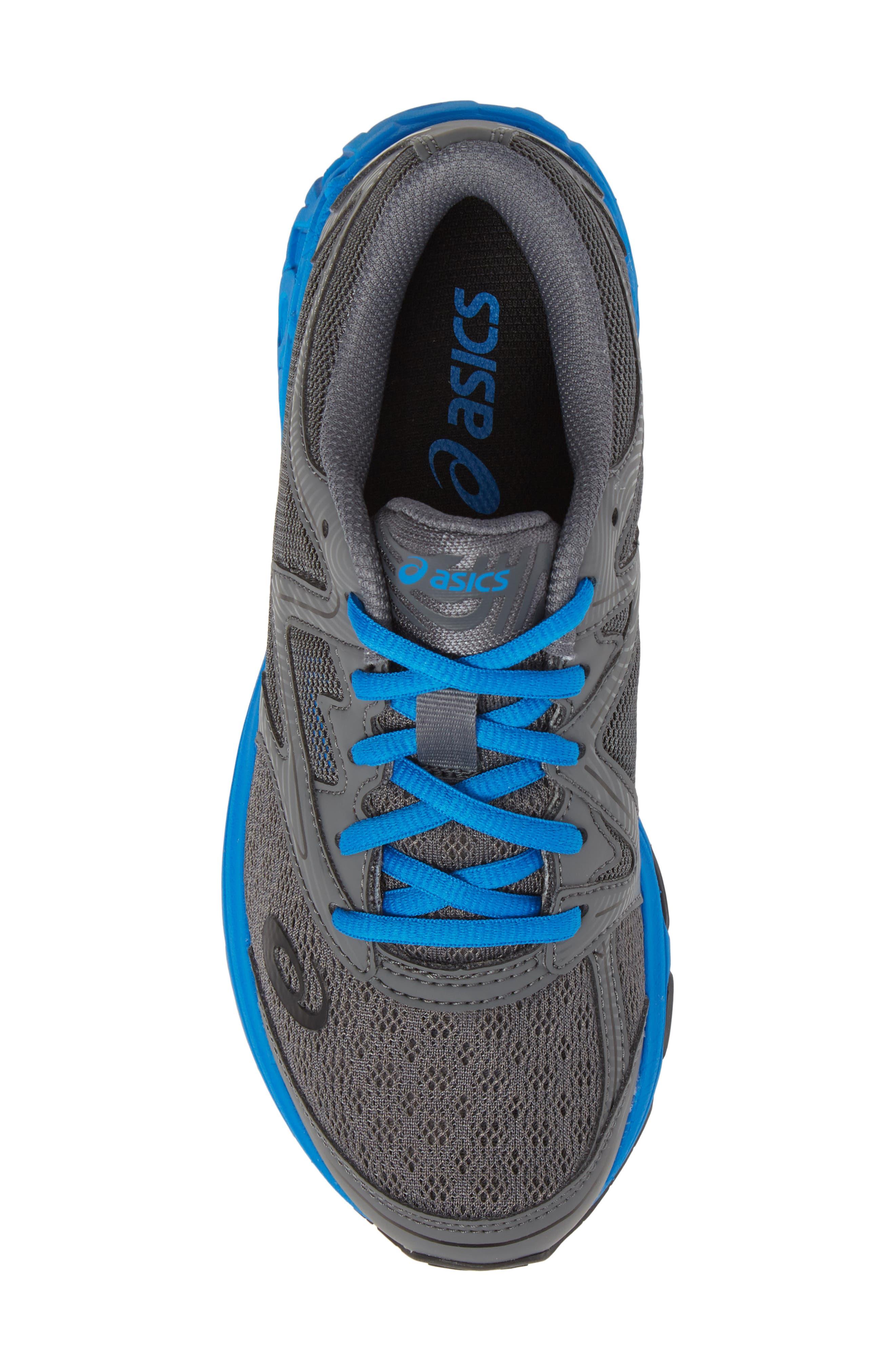 Noosa GS Sneaker,                             Alternate thumbnail 5, color,                             CARBON/ DIRECTOIRE BLUE/ BLACK