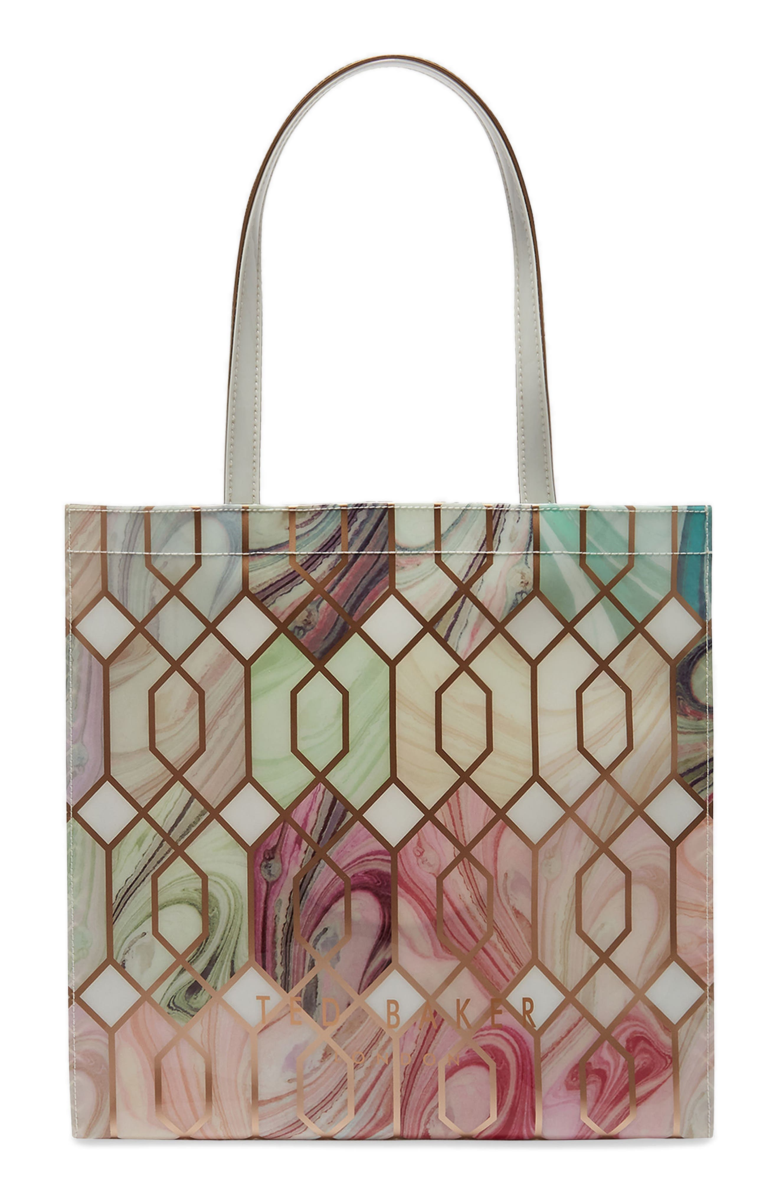 Large Icon – Sea of Clouds Tote,                         Main,                         color,