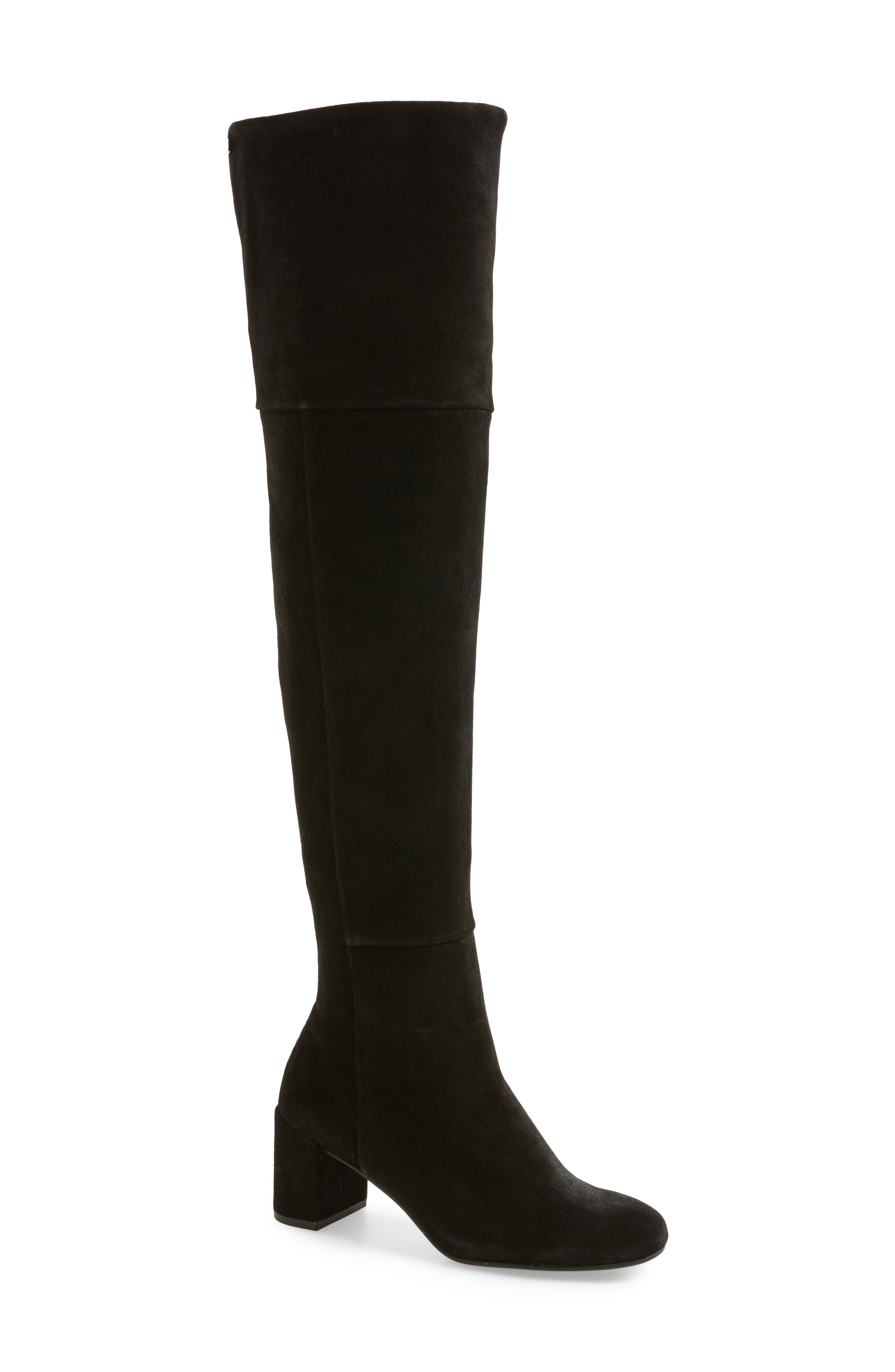 Catherine Over the Knee Boot,                         Main,                         color, 004