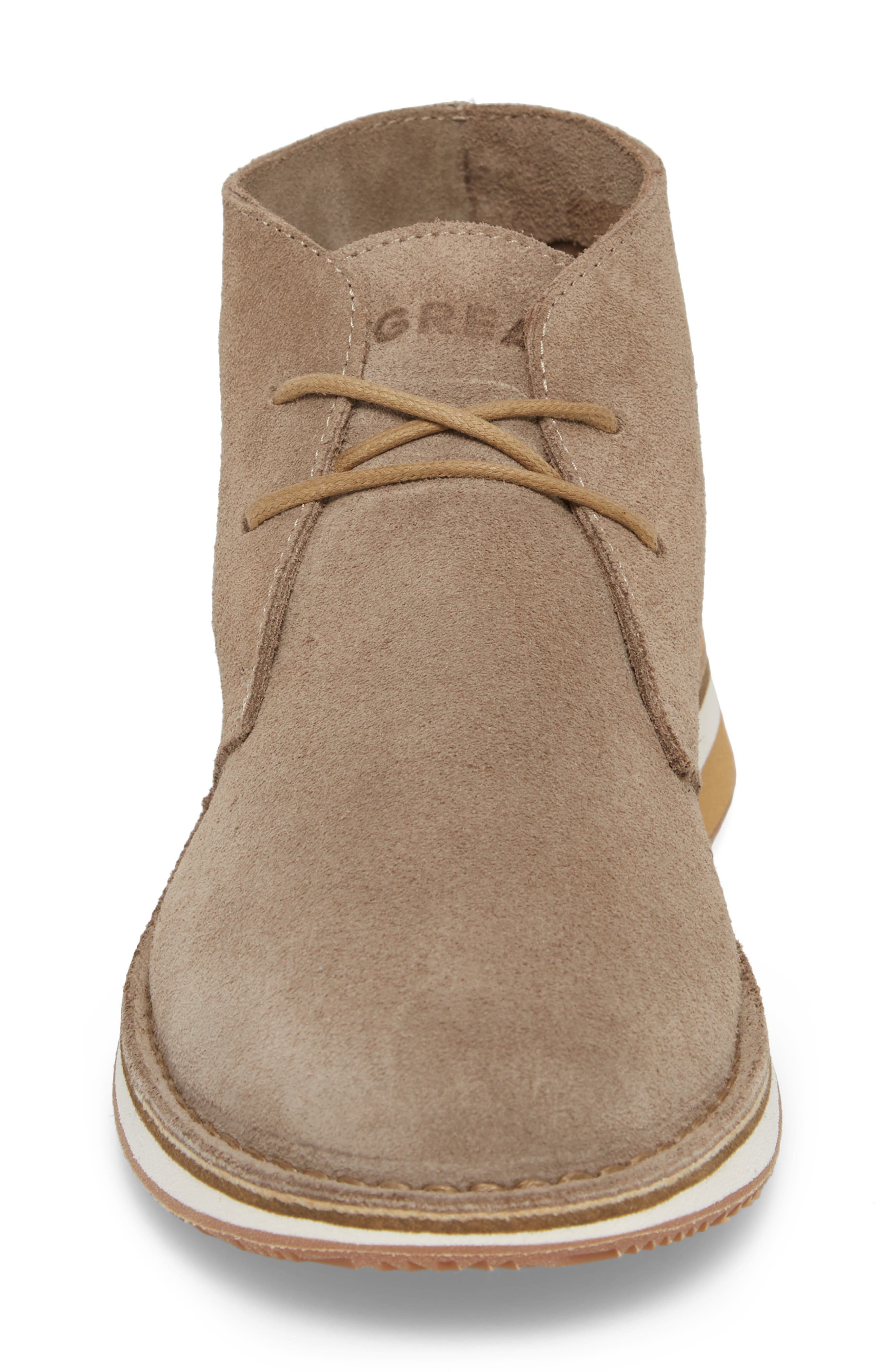 Hirsh Chukka Boot,                             Alternate thumbnail 4, color,                             271