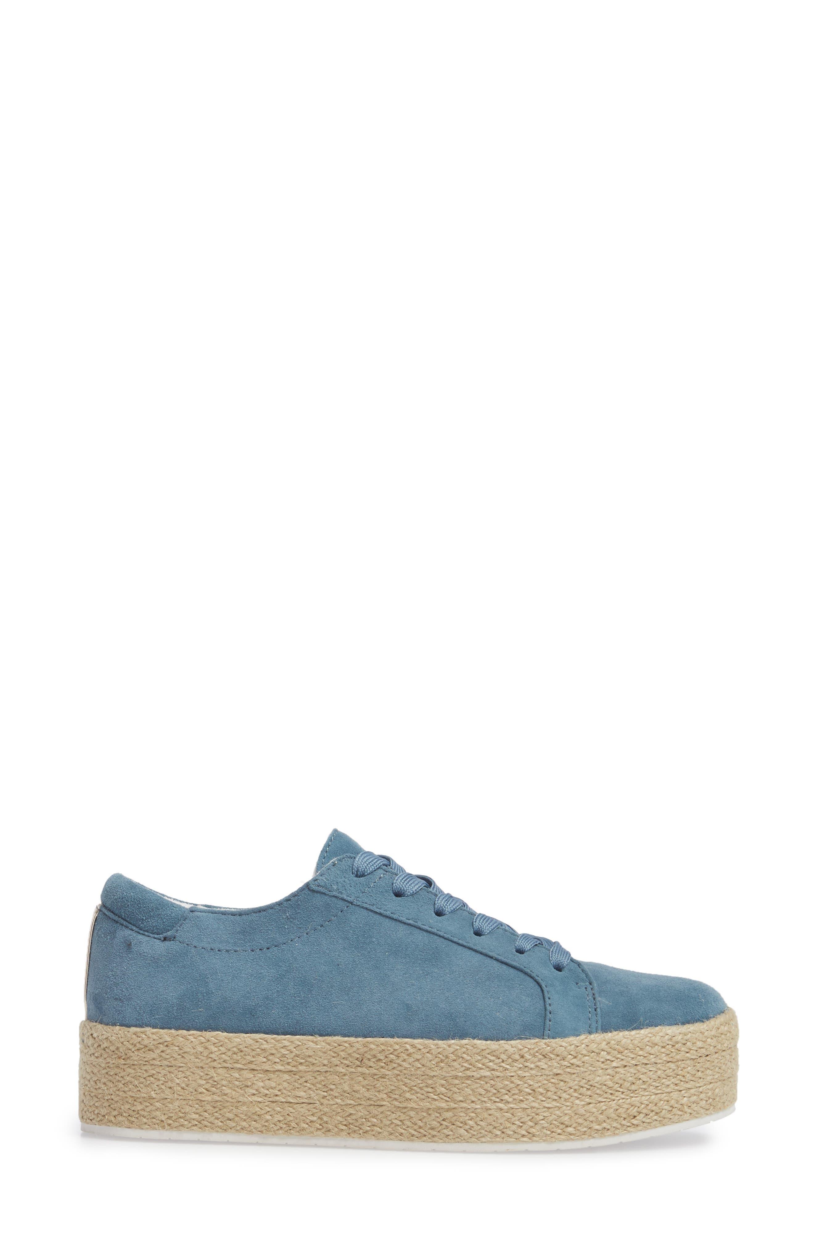 Allyson Espadrille Platform Sneaker,                             Alternate thumbnail 11, color,