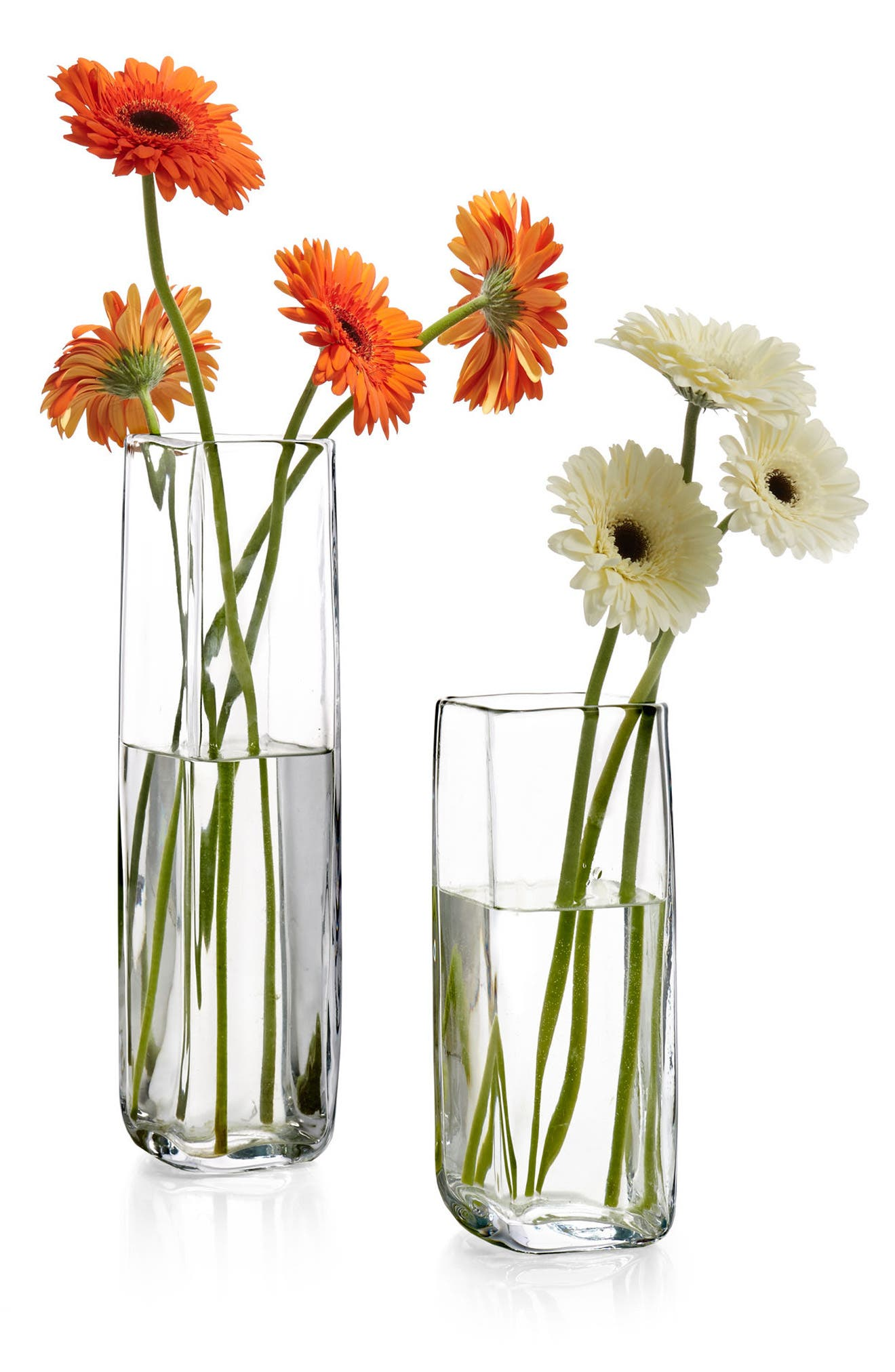Moderne 10-Inch Square Vase,                             Alternate thumbnail 3, color,                             100