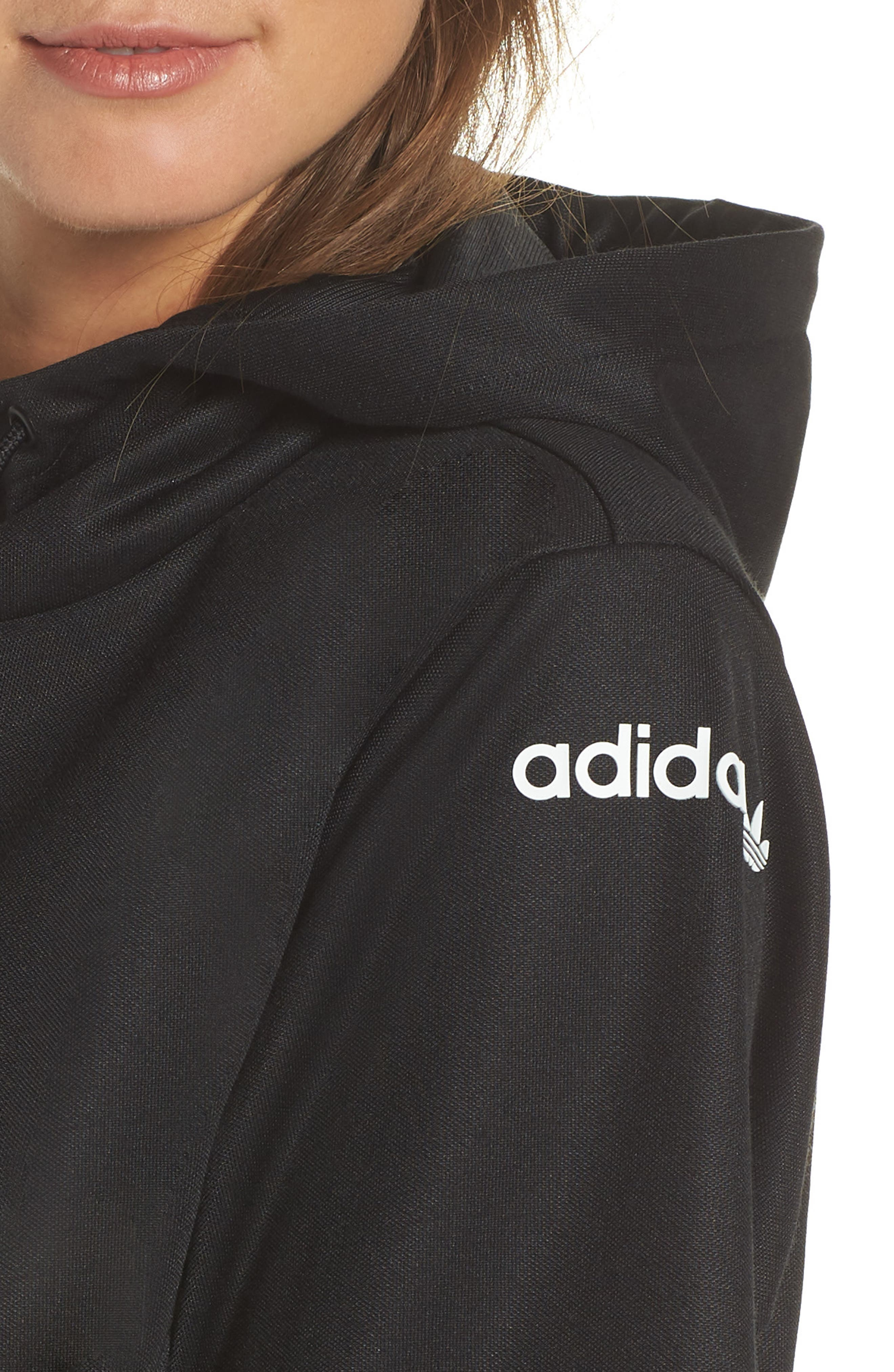 CLRDO Hoodie,                             Alternate thumbnail 4, color,                             001