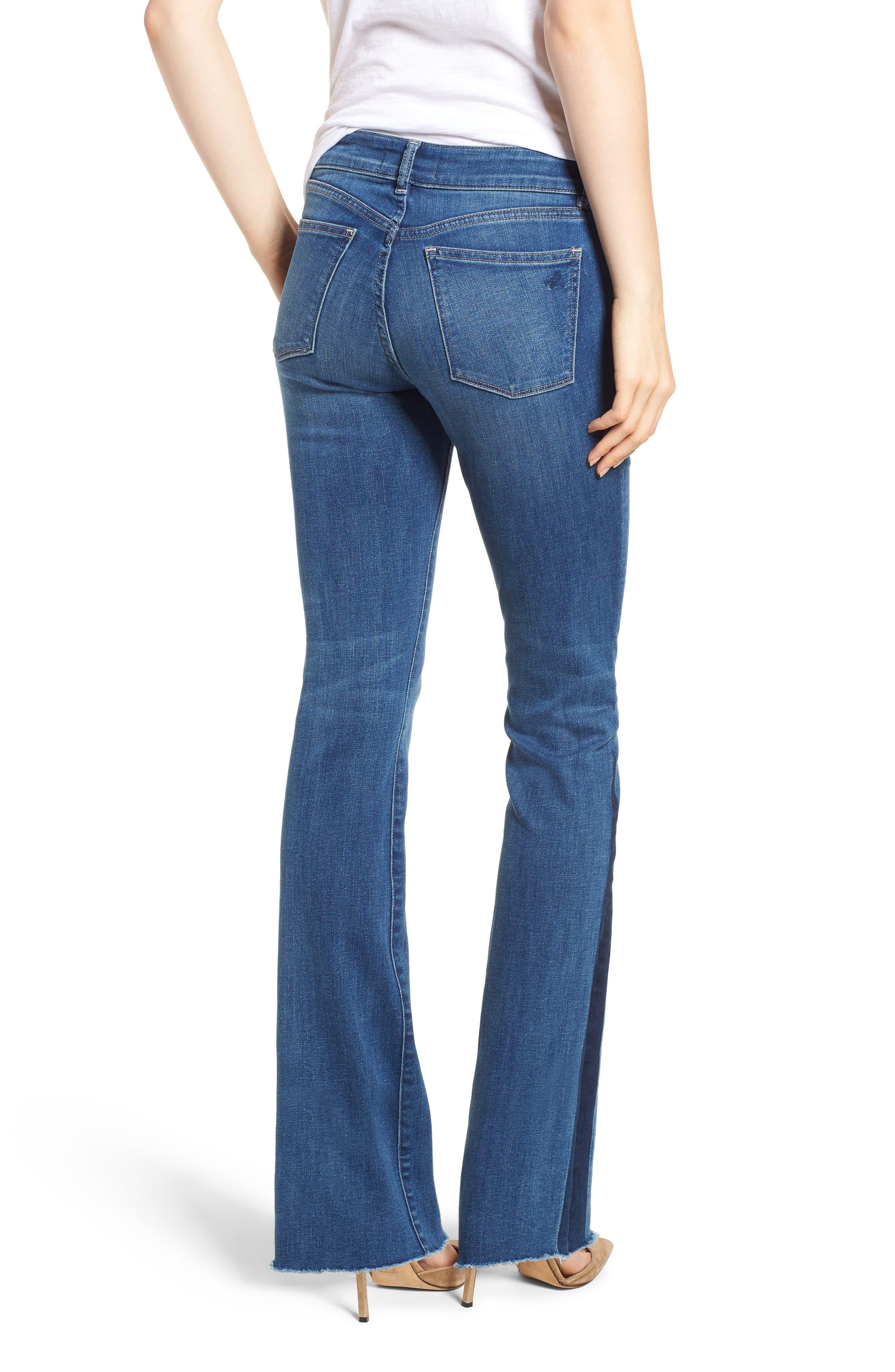 Bridget Instasculpt Bootcut Jeans,                             Alternate thumbnail 2, color,                             425