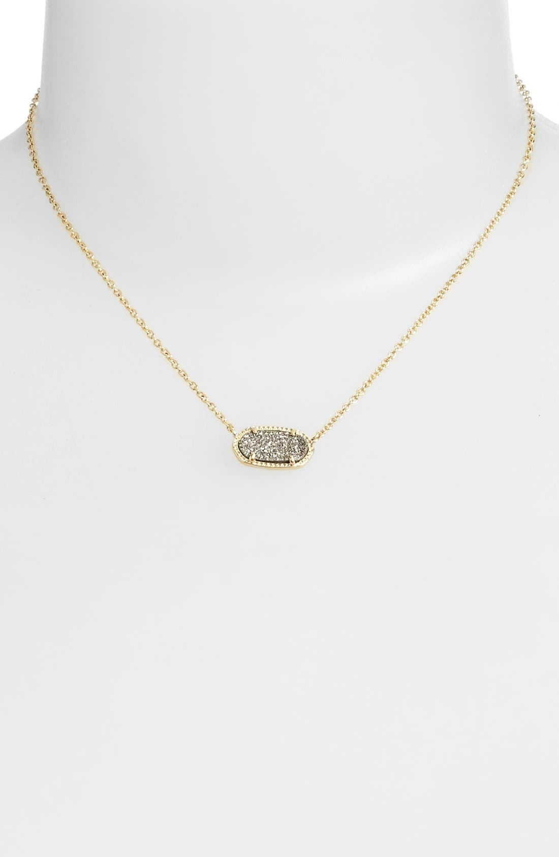 'Elisa' Pendant Necklace,                             Alternate thumbnail 366, color,