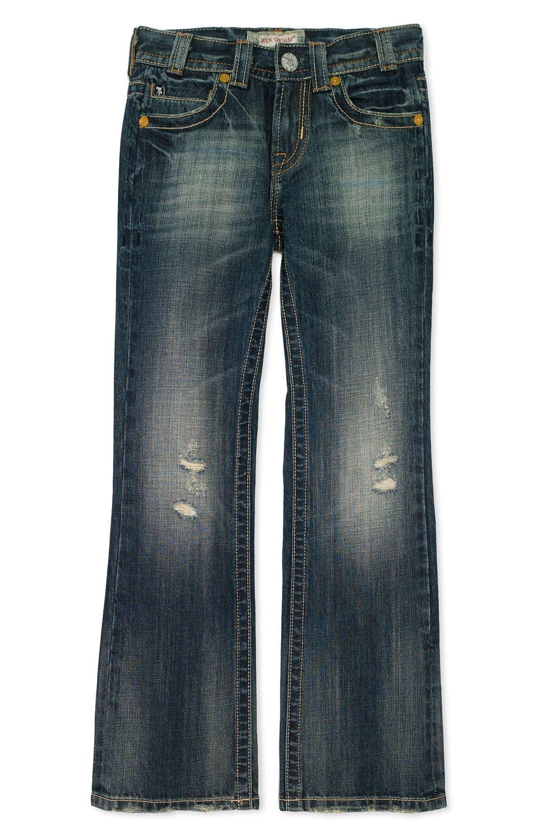 'Mykonos' Bootcut Jeans,                             Alternate thumbnail 2, color,                             422