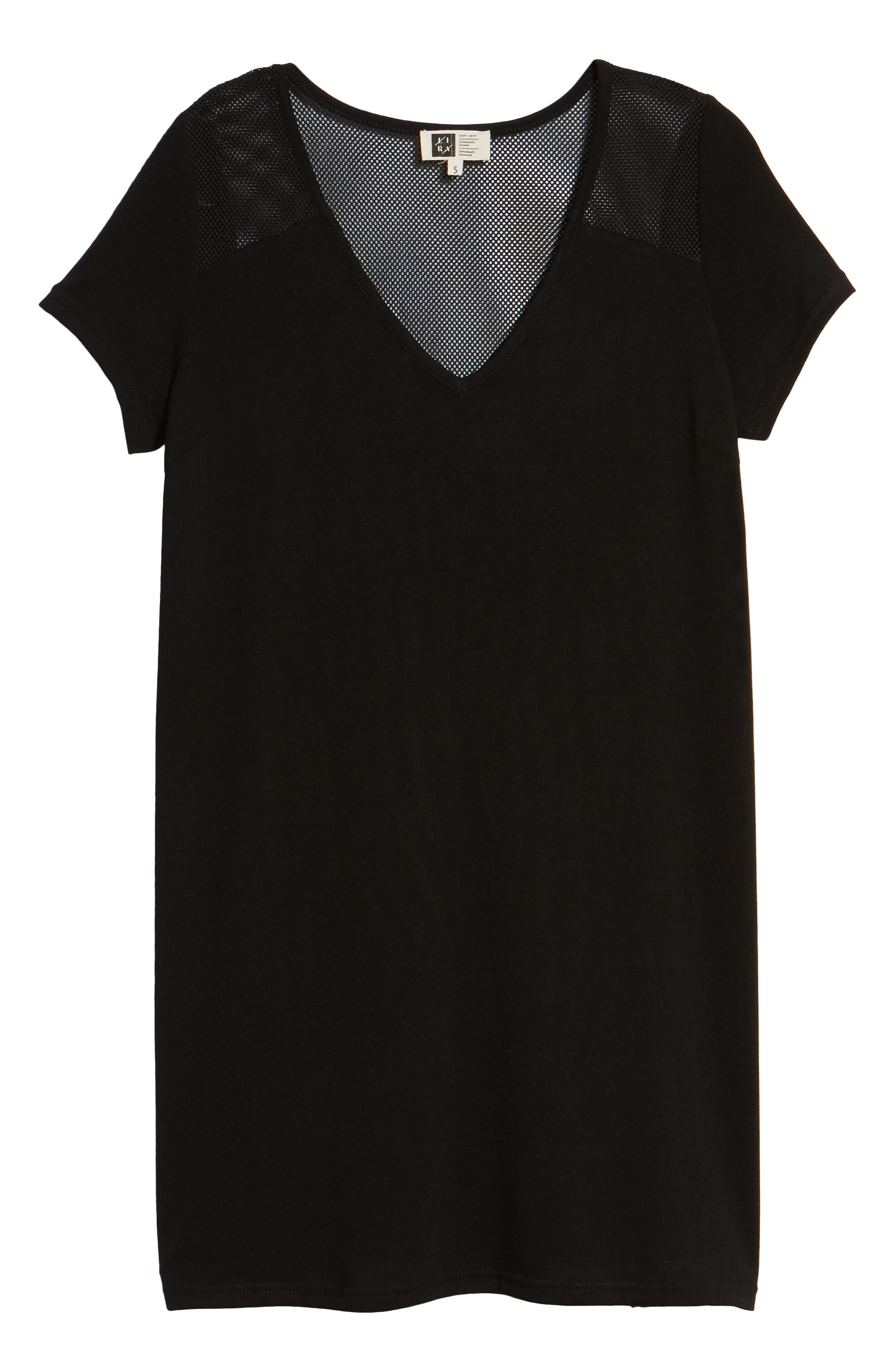 Melbourne T-Shirt Dress,                             Alternate thumbnail 6, color,