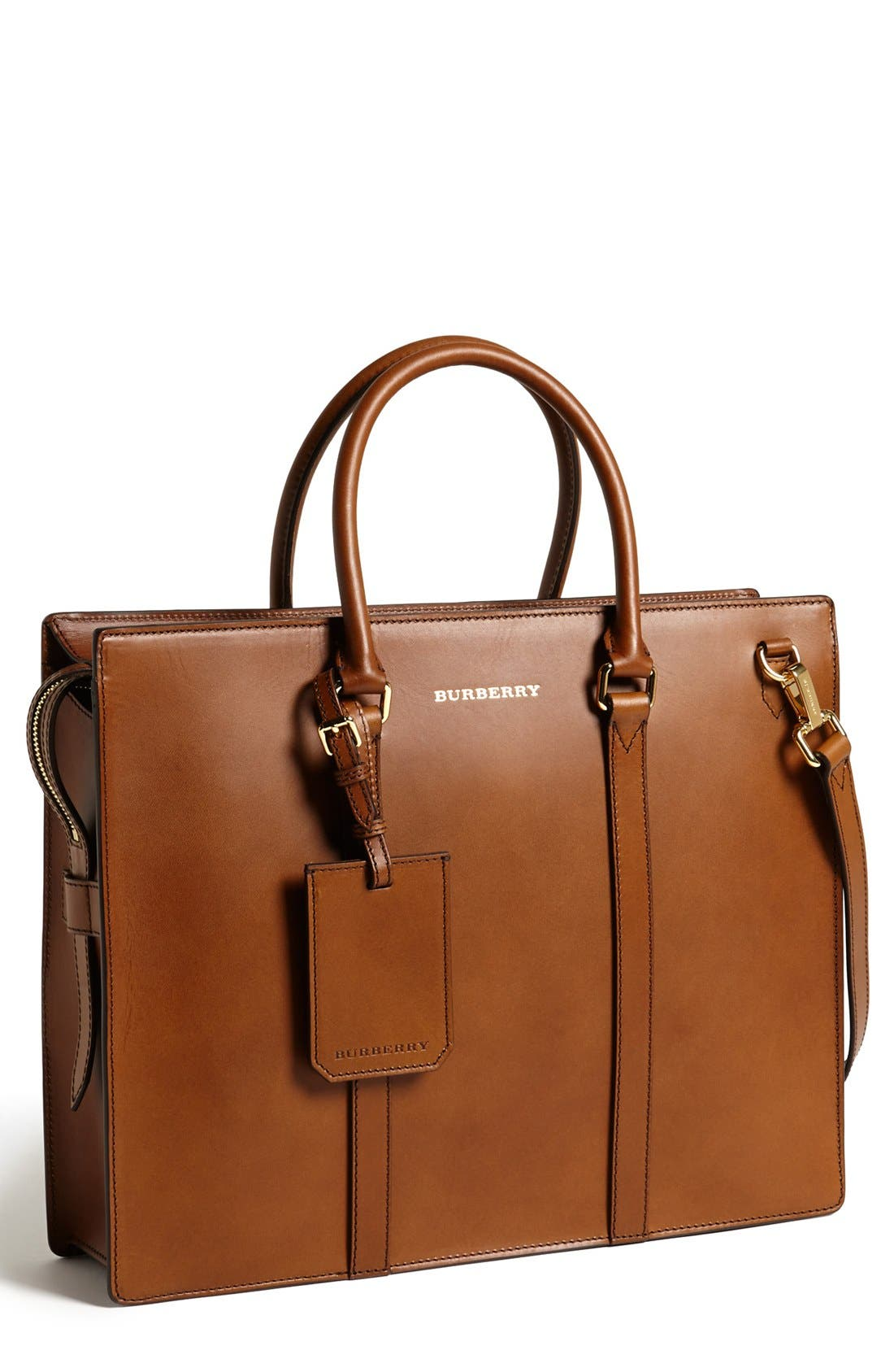 'Ambrose' Briefcase, Main, color, 201