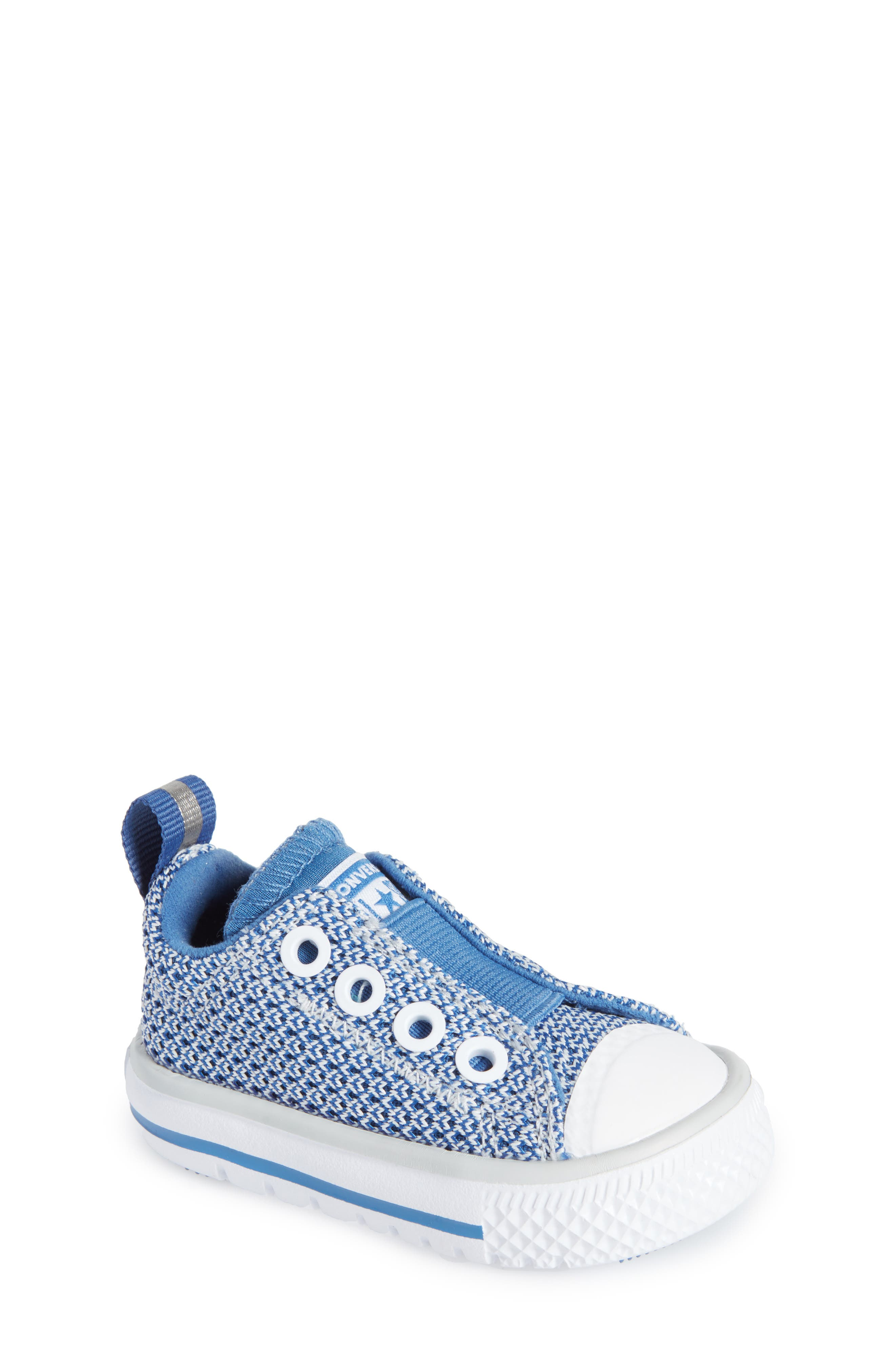 Chuck Taylor<sup>®</sup> All Star<sup>®</sup> Hyper Lite Slip-On Sneaker,                         Main,                         color, 020