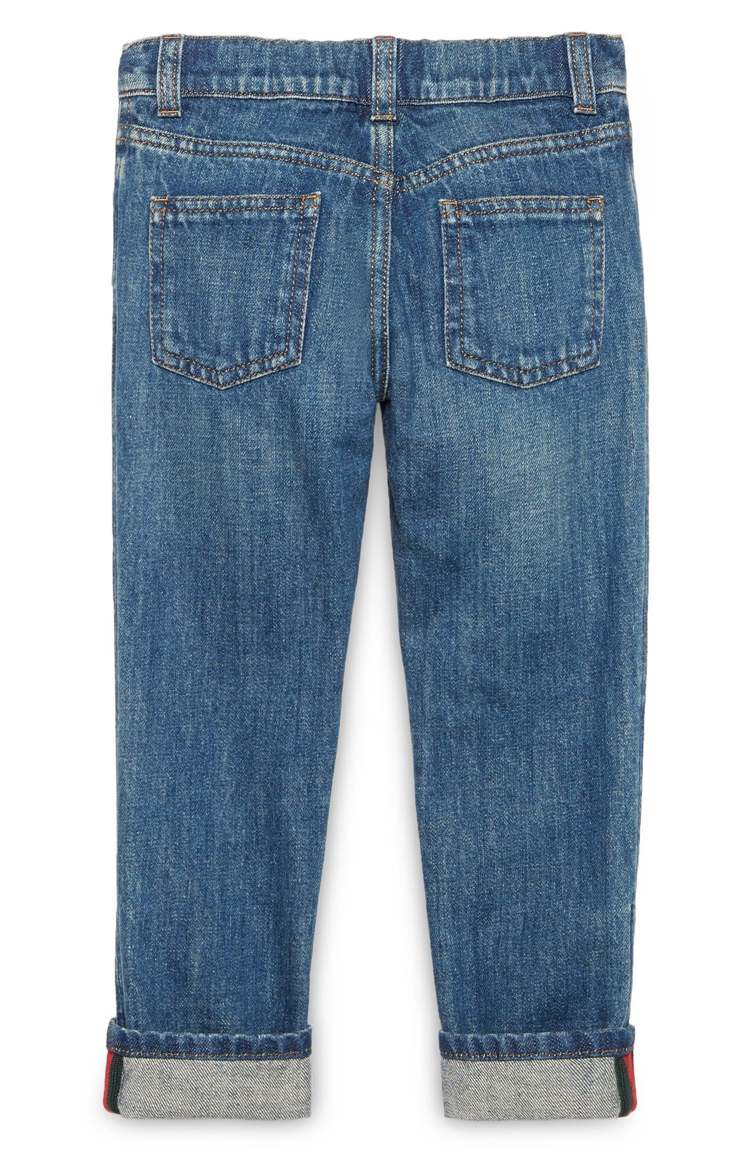 Straight Leg Jeans,                         Main,                         color,