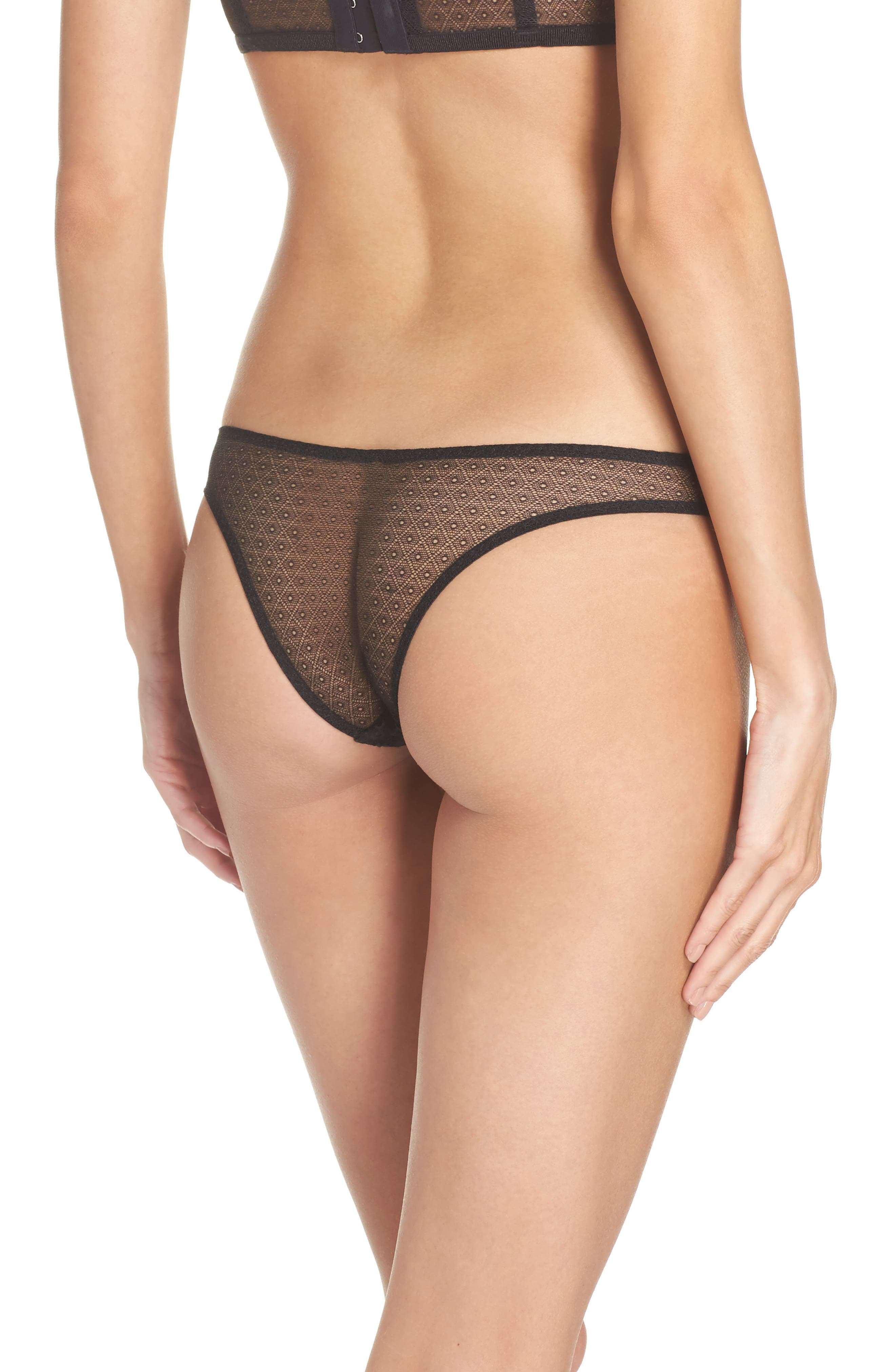 FREE PEOPLE,                             Intimately FP St. Tropez Tanga Panties,                             Alternate thumbnail 2, color,                             001