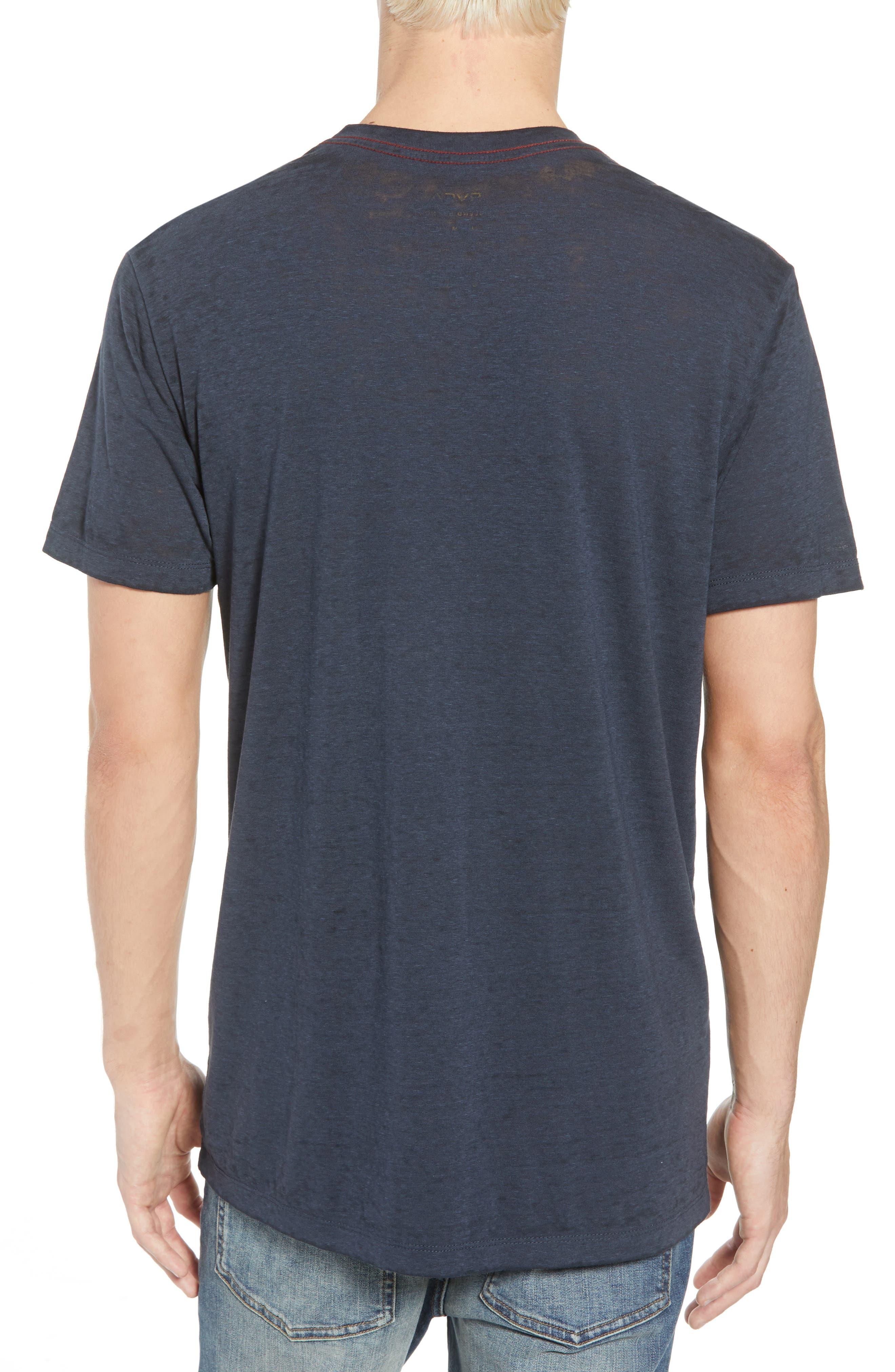 Tri-Motors Burnout T-Shirt,                             Alternate thumbnail 2, color,                             063
