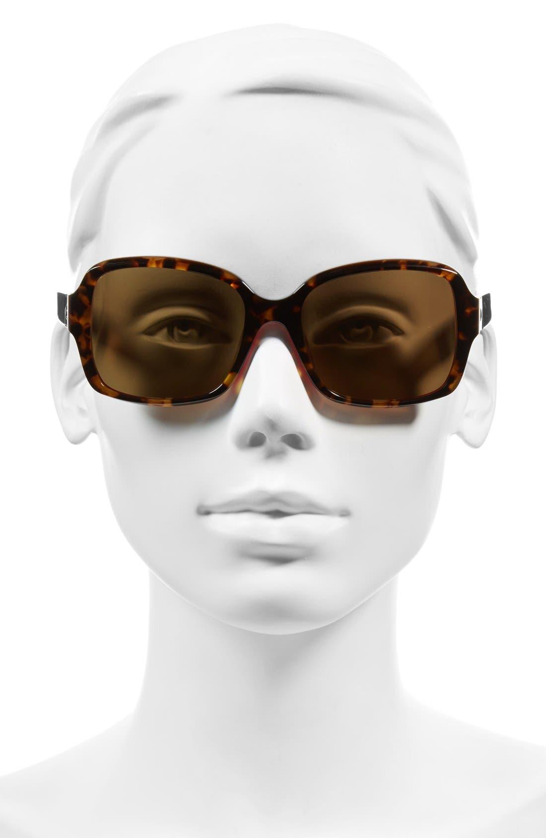 annor 54mm polarized sunglasses,                             Alternate thumbnail 12, color,