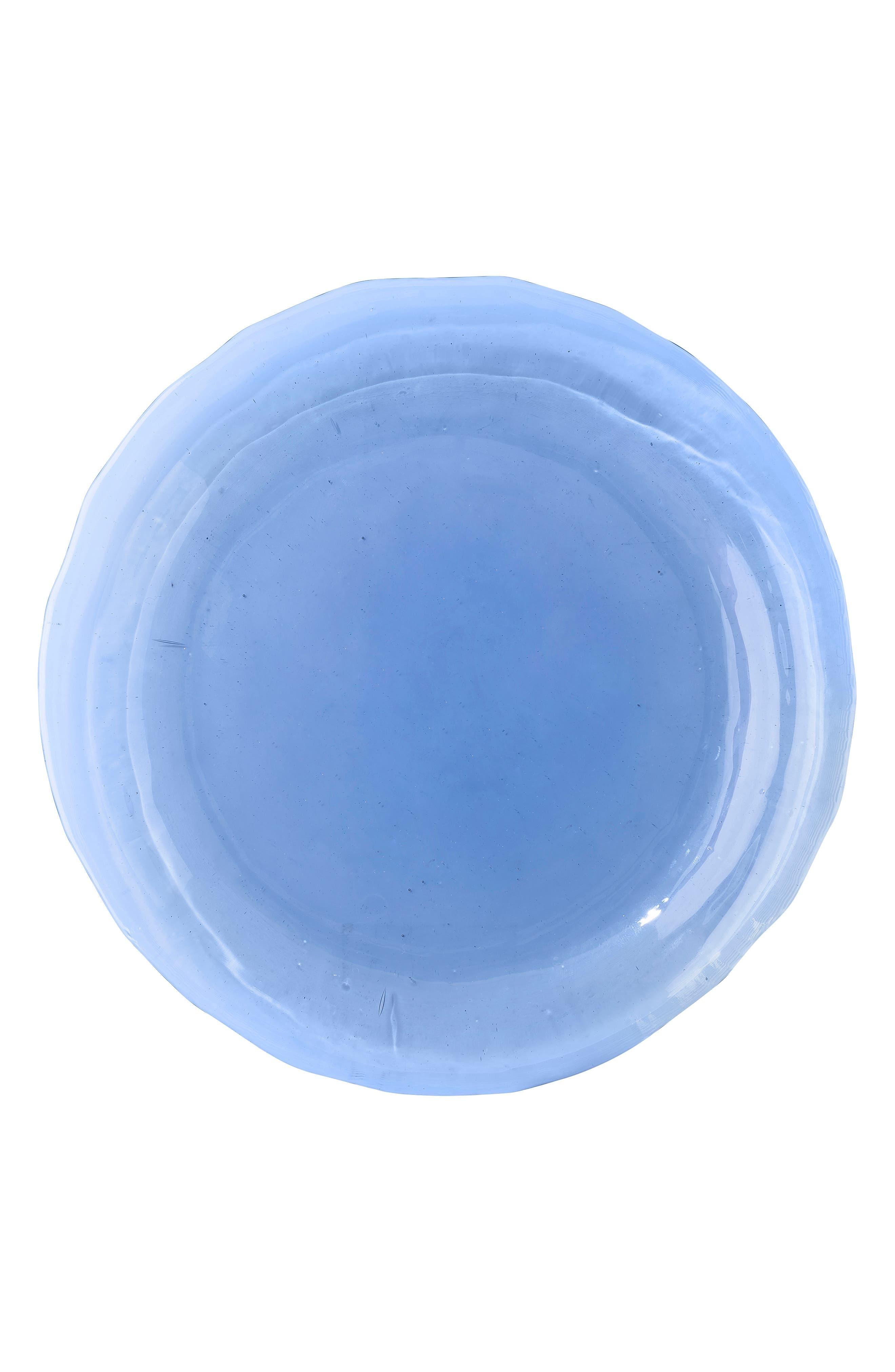 JULISKA,                             Carine Salad Plate,                             Main thumbnail 1, color,                             BLUE